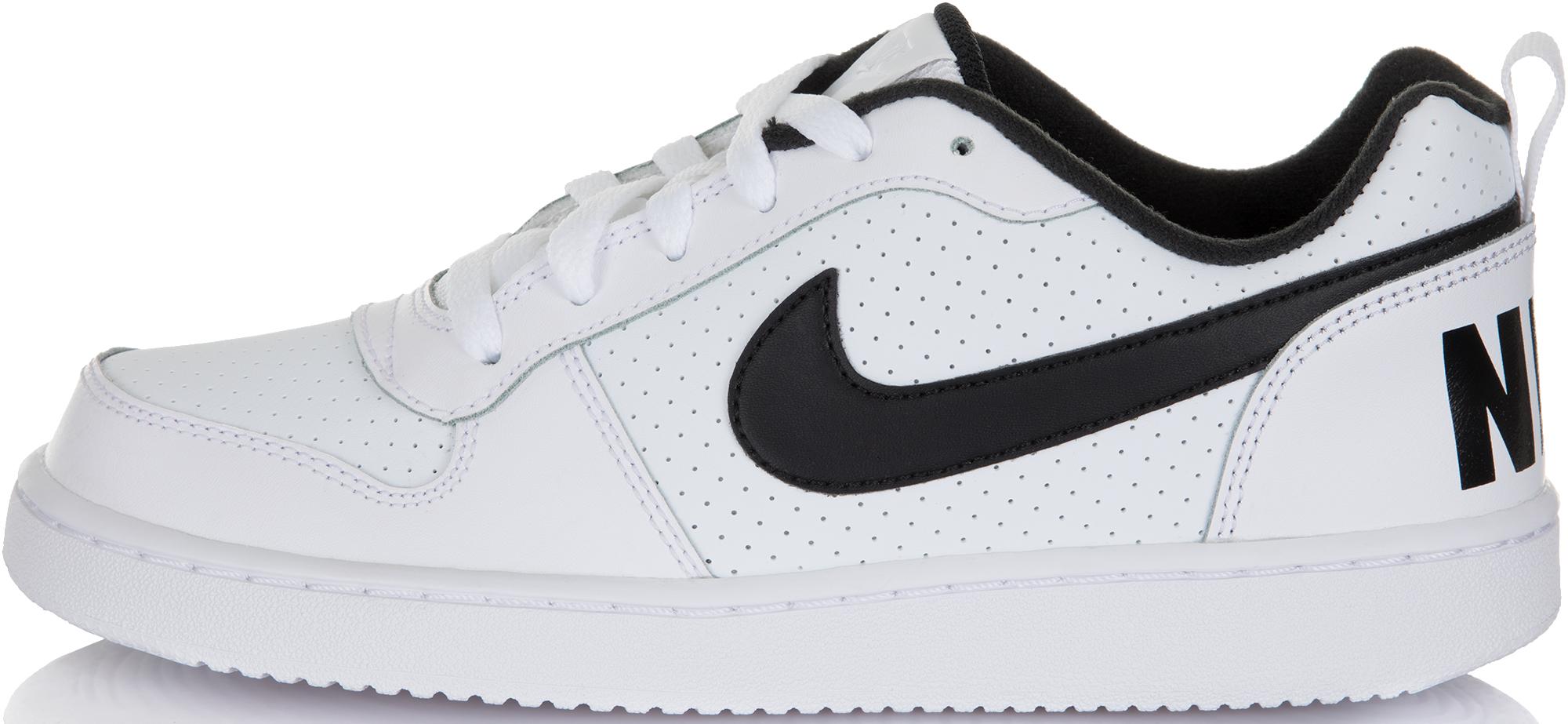 Кеды Nike Кеды детские Nike Court Borough Low, размер 39 rcv acf8292