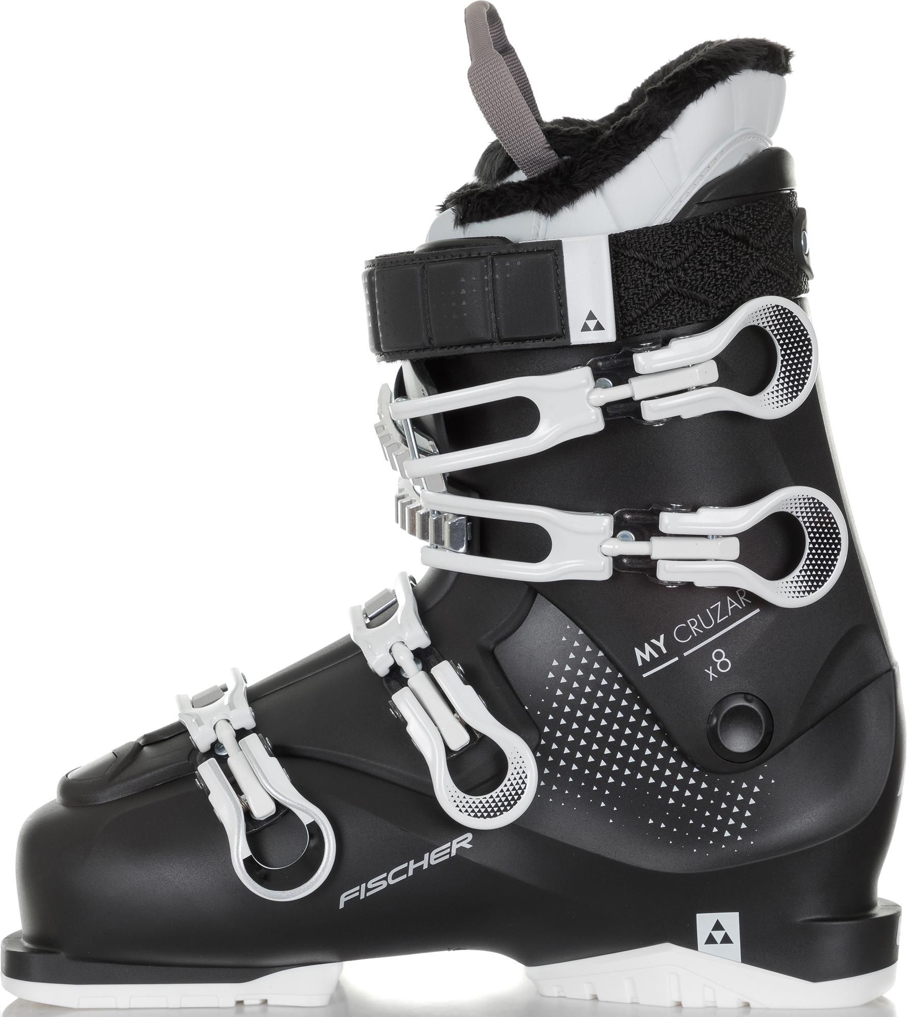 цена на Fischer Ботинки горнолыжные женские Fischer MY CRUZAR X 8,0 THERMOSHAPE, размер 38,5