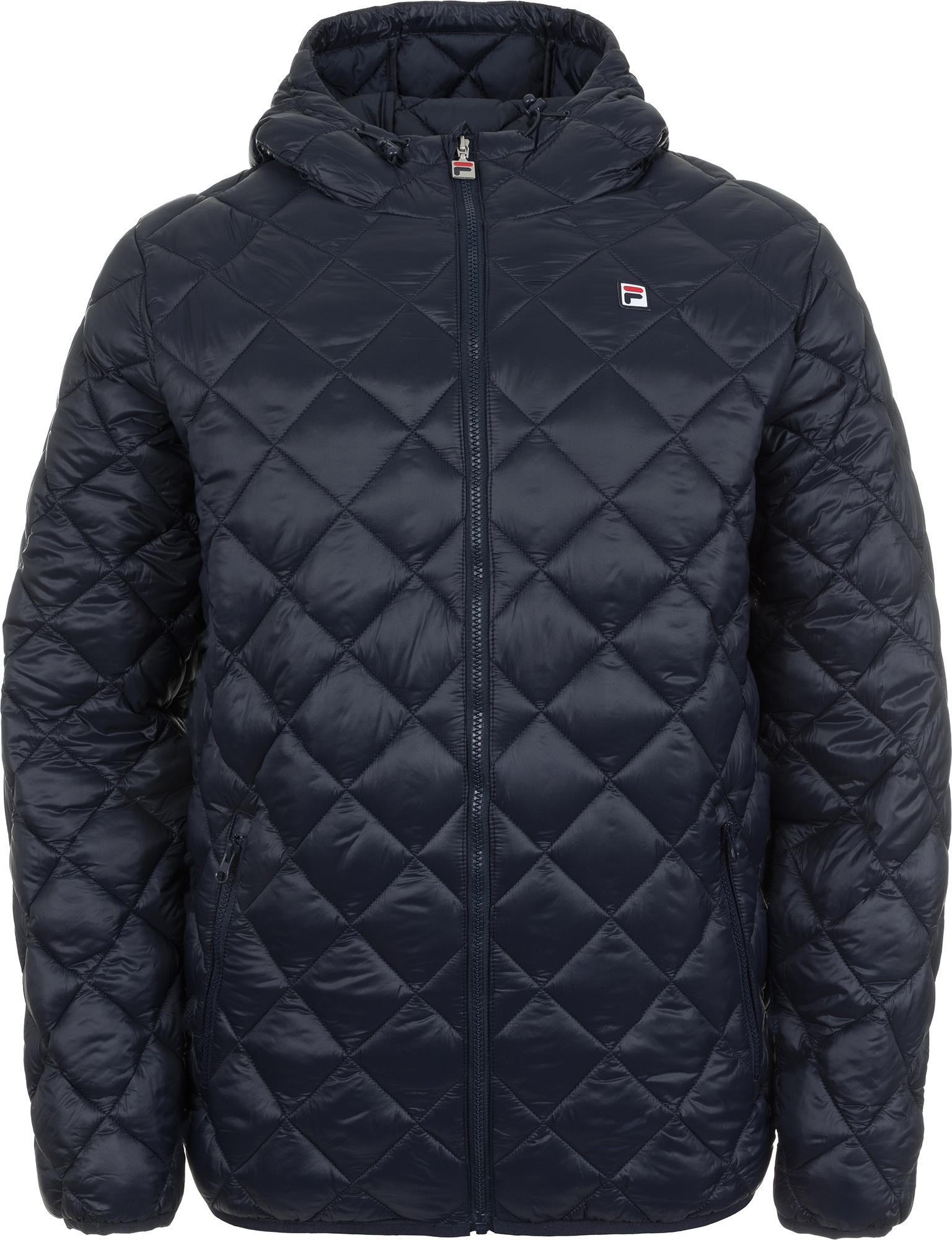 Fila Куртка утепленная мужская Fila, размер 46