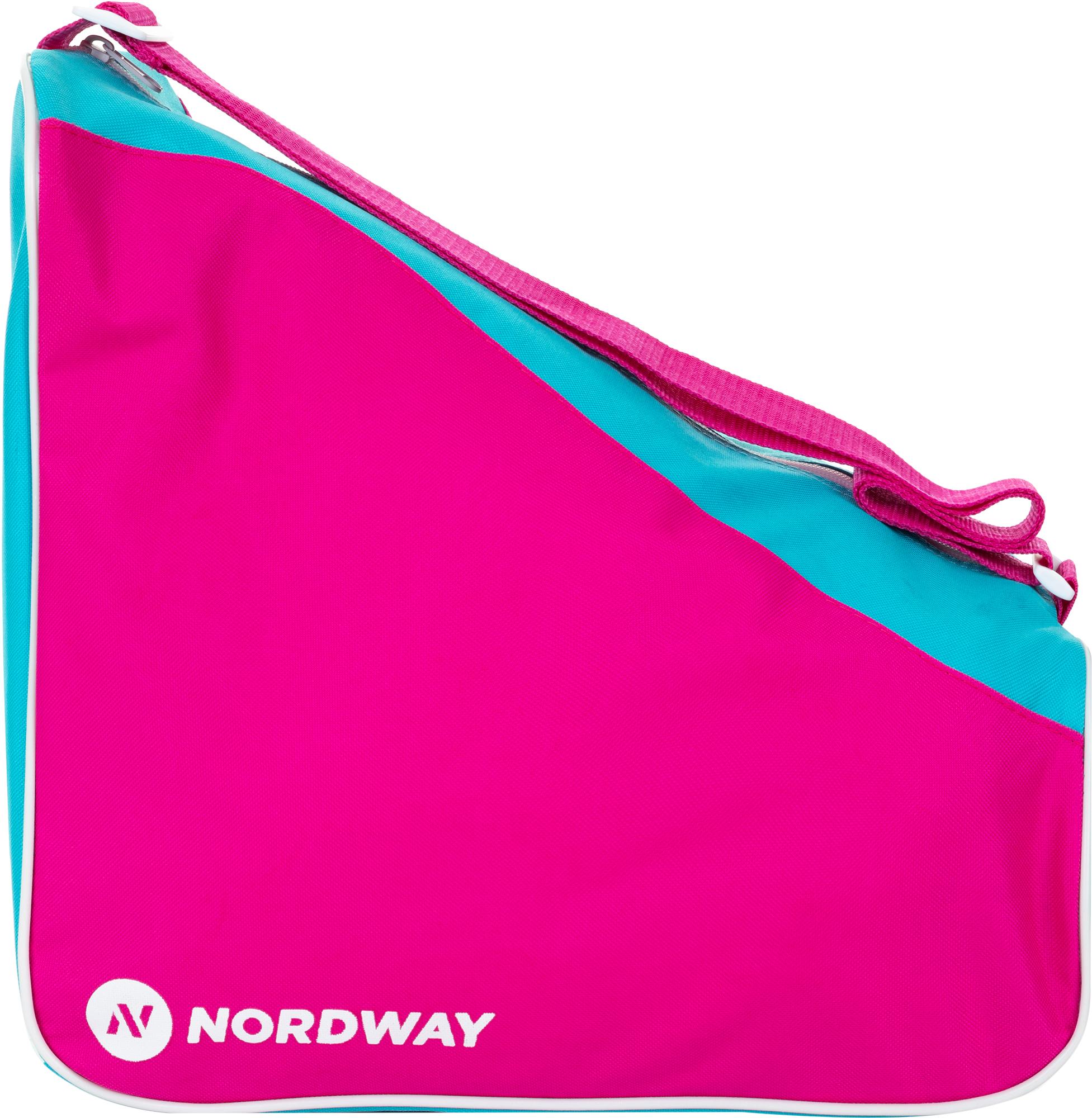 цена на Nordway Сумка для переноски ледовых коньков детская Nordway, размер Без размера
