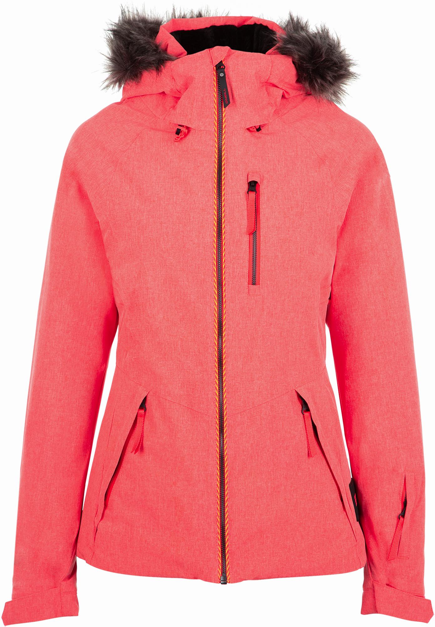 O'Neill Куртка утепленная женская O'Neill Pw Vauxite, размер 42-44 o neill куртка утепленная женская o neill pw hybrid cluster iii размер 48 50