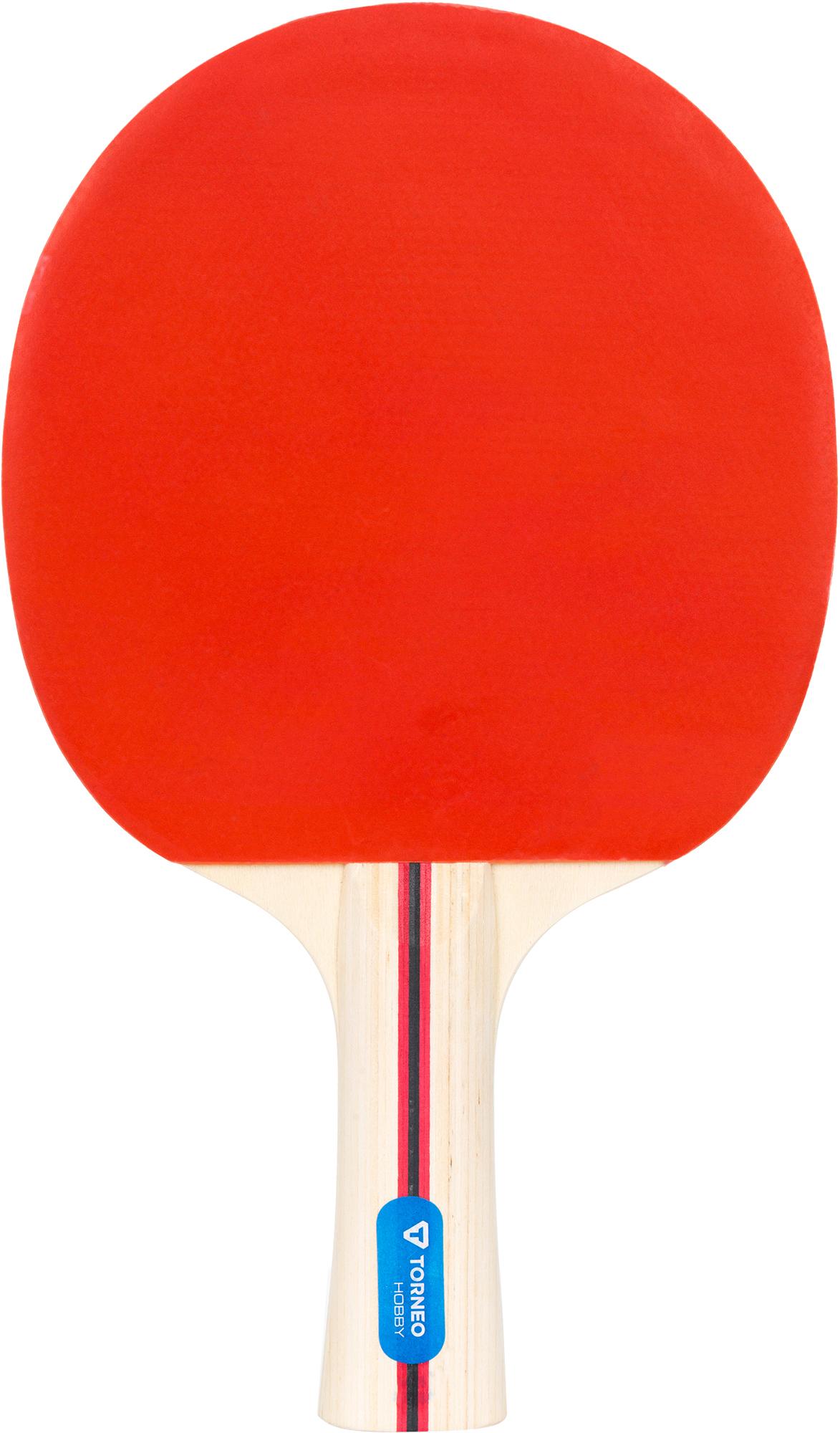 Torneo Ракетка для настольного тенниса Torneo Hobby, размер Без размера