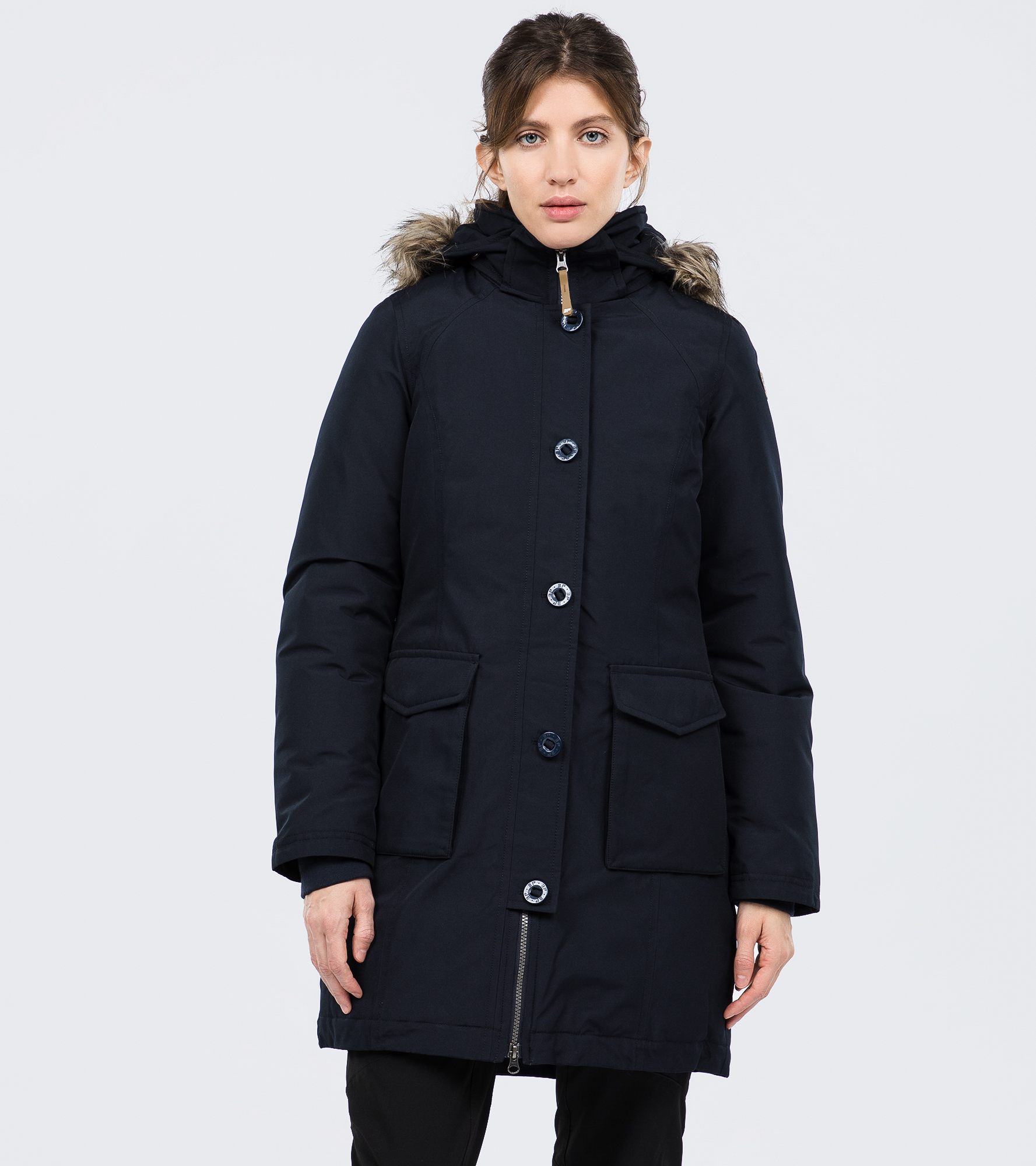 IcePeak Куртка утепленная женская IcePeak Arcadia, размер 52