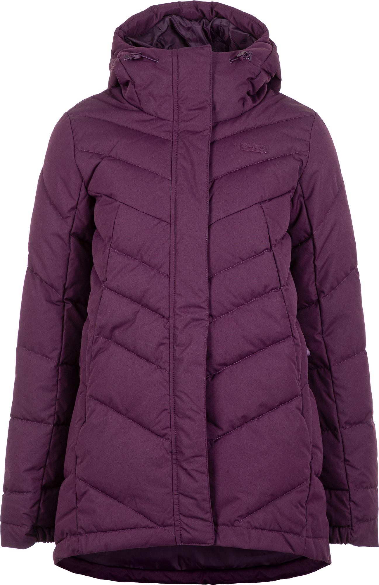 купить Demix Куртка утепленная женская Demix, размер 52 дешево