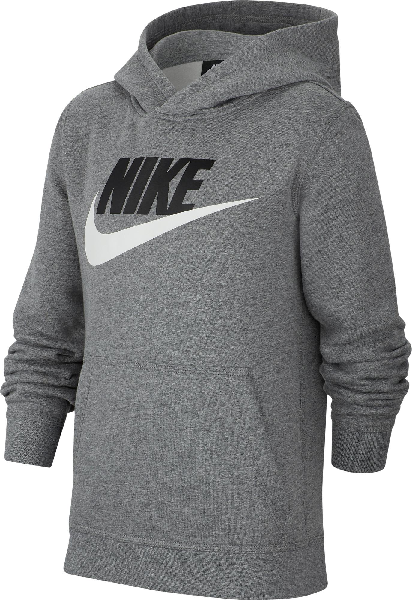 Nike Худи для мальчиков Nike Sportswear Club Fleece, размер 147-158 худи nike nike ni464ewdxsq6