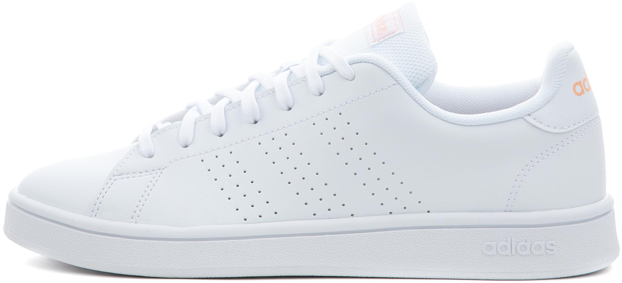 Adidas Кеды женские ADVANTAGE BASE, размер 35,5