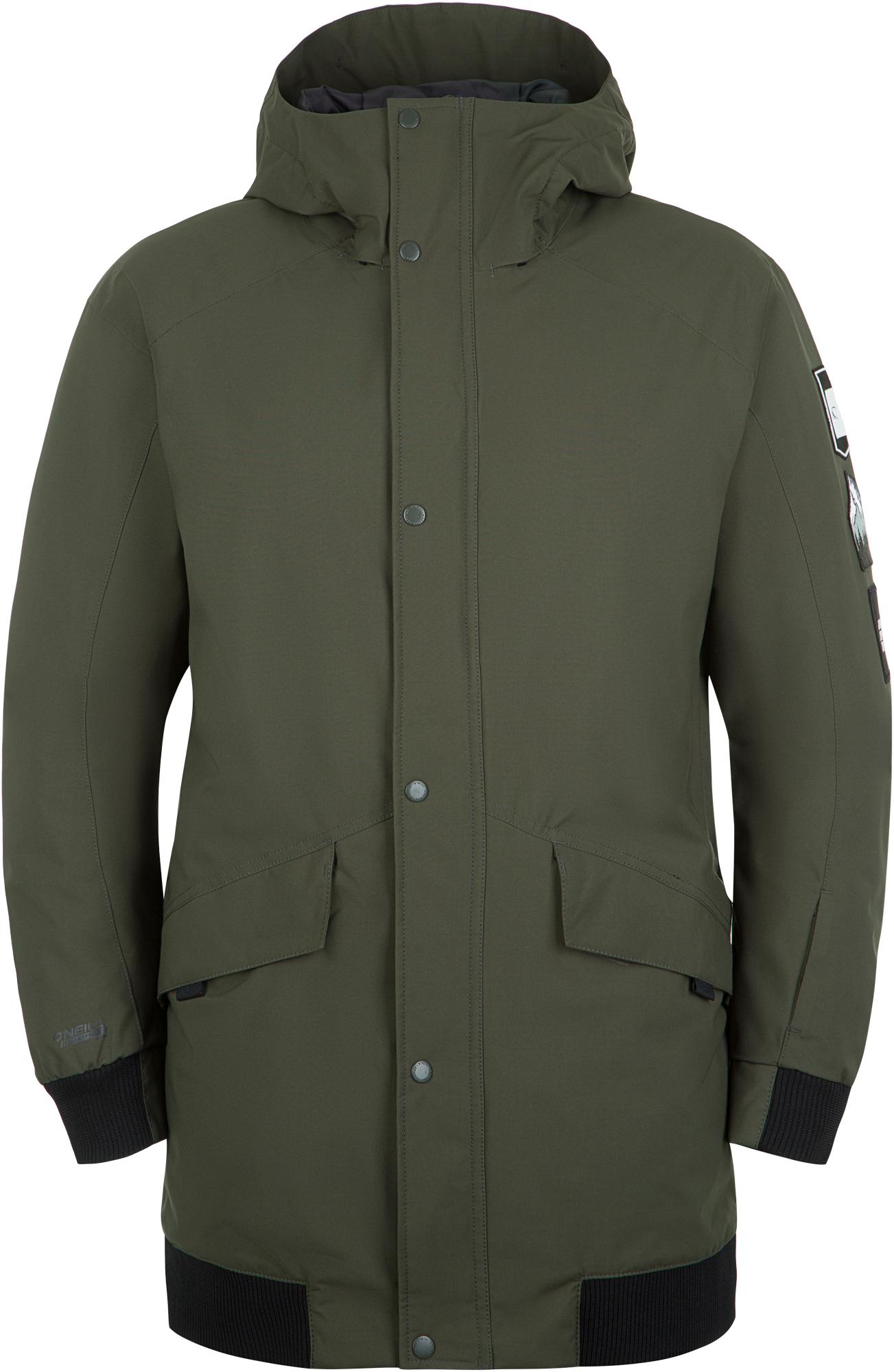 O'Neill Куртка утепленная мужская O'Neill Pm Decode-Bomber, размер 52-54 o neill куртка утепленная женская o neill pw hybrid cluster iii размер 48 50