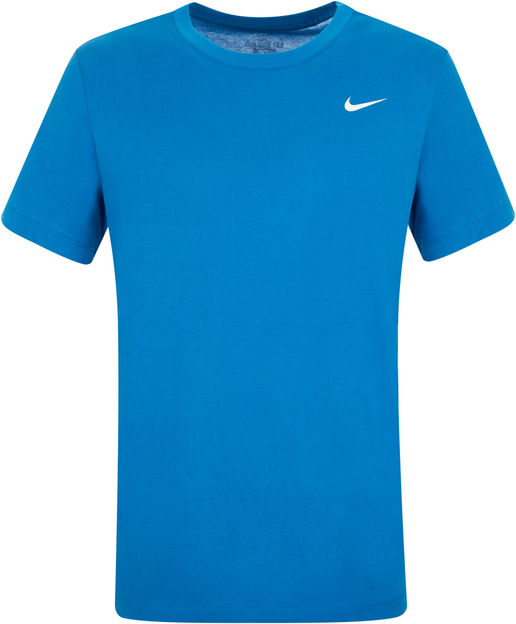 цена на Nike Футболка мужская Nike Dry Crew, размер 52-54