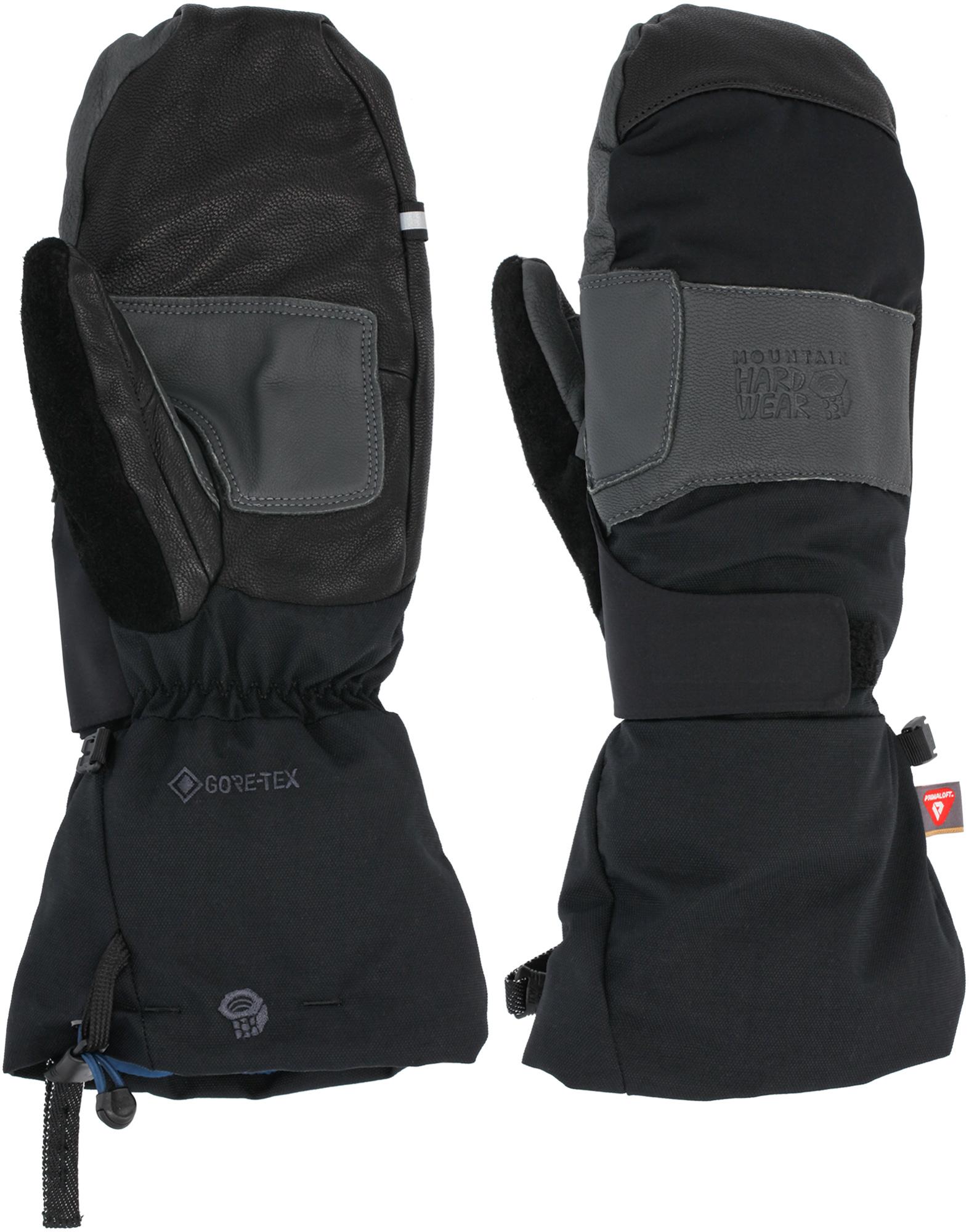 сапоги армейские haix 100501 c1 gore tex Mountain Hardwear Варежки Mountain Hardwear High Exposure™ Gore-Tex, размер M