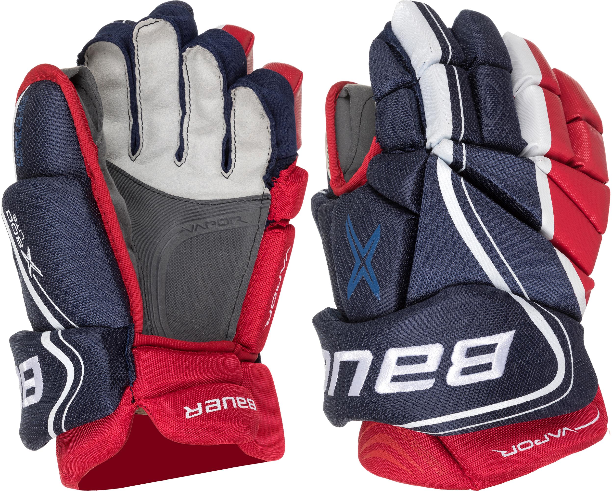 Bauer Перчатки хоккейные подростковые BAUER S18 VAPOR X800 LITE
