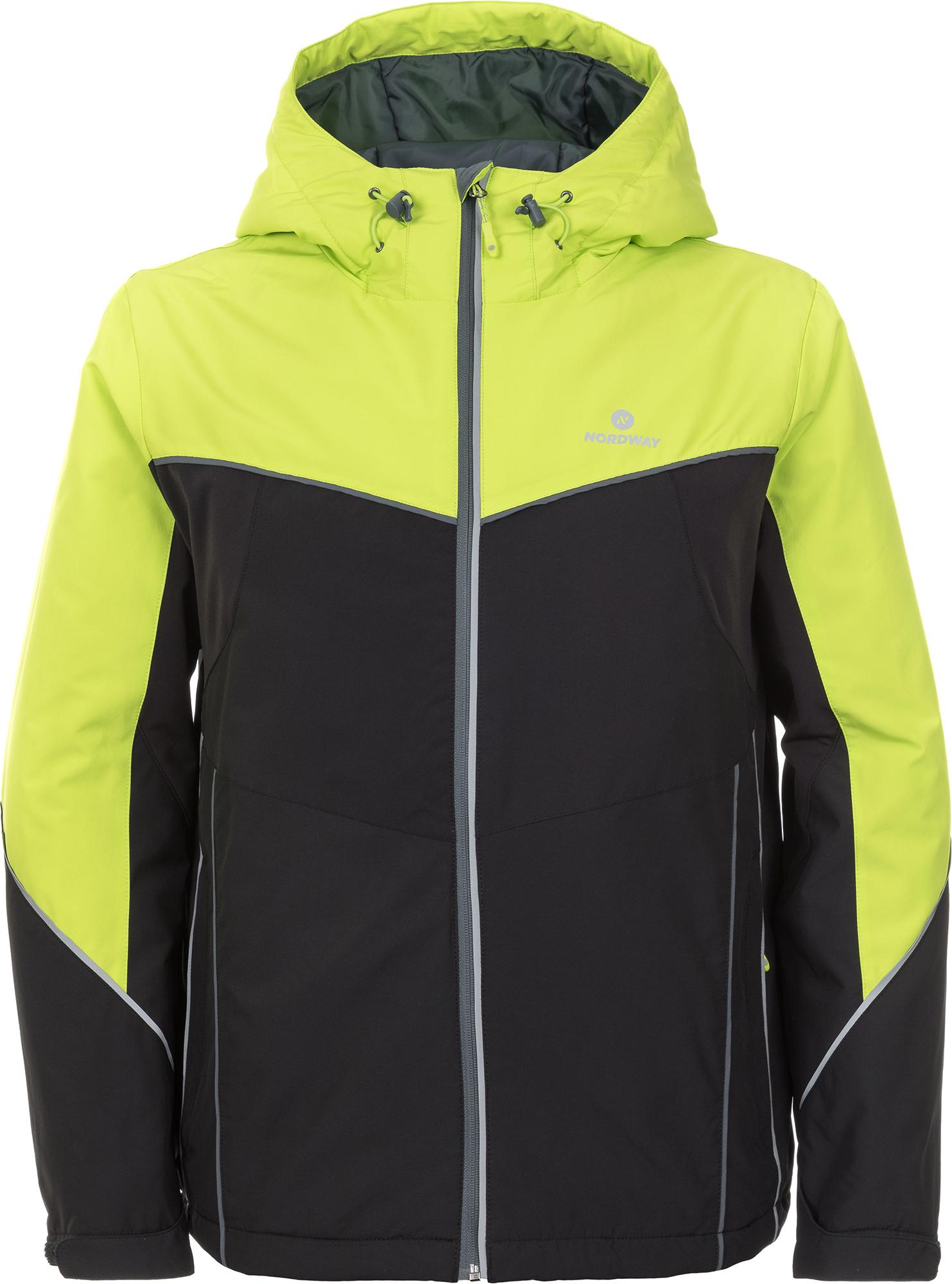Nordway Куртка утепленная мужская Nordway, размер 50 цена