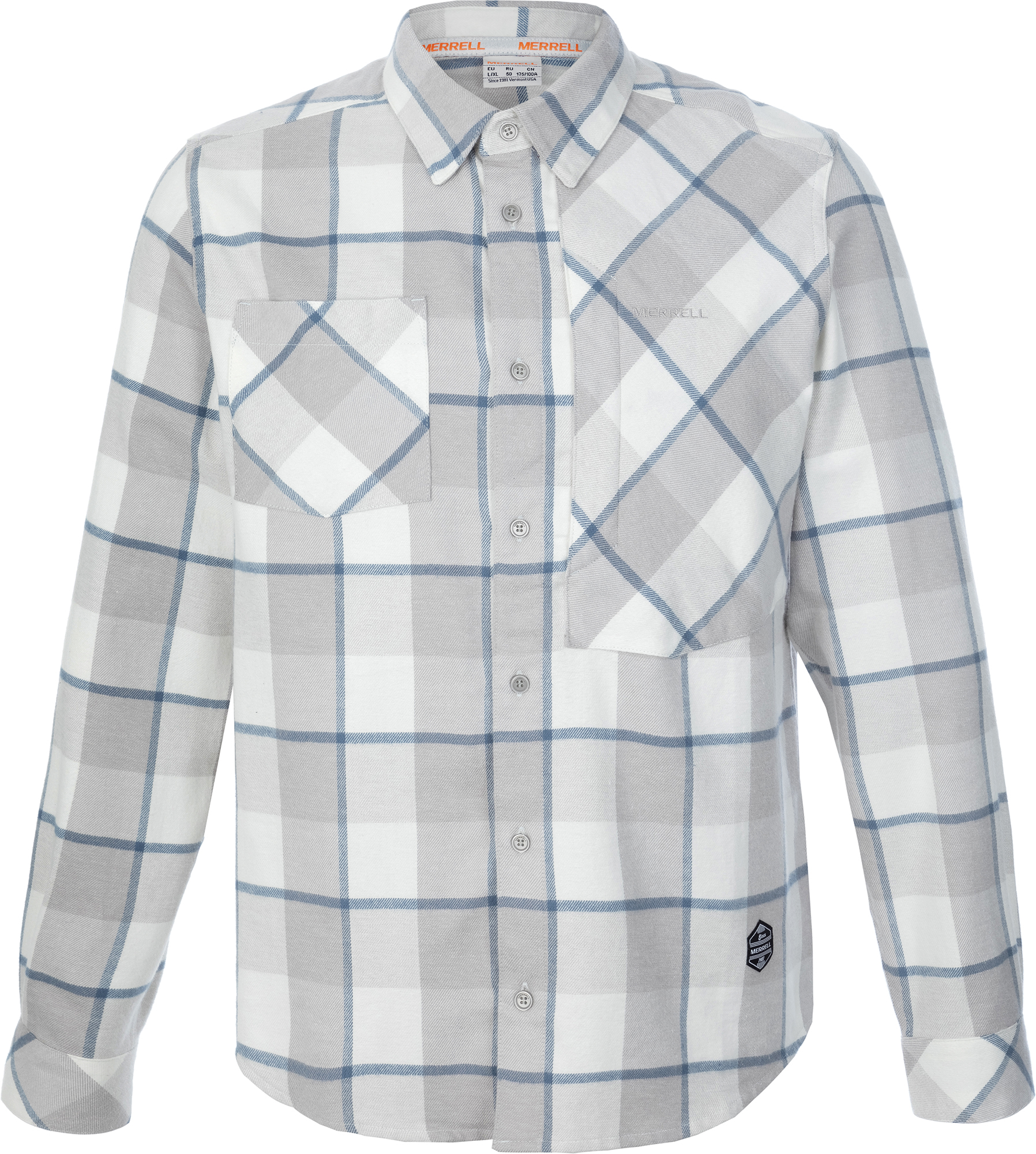 Merrell Рубашка мужская Merrell, размер 56 рубашка мужская jpe 2013 zara