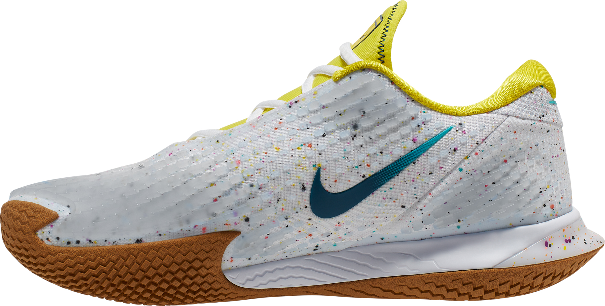 Nike Кроссовки мужские Nike Court Air Zoom Vapor Cage 4, размер 40 nike кроссовки женские nike zoom cage 3 размер 41