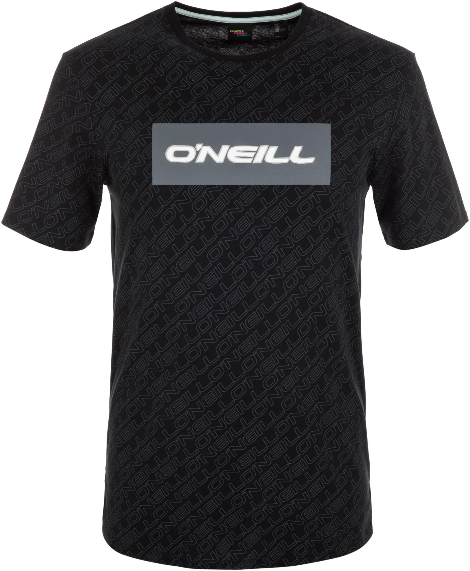 O'Neill Футболка мужская O'Neill Lm All Over Pring, размер 56-58