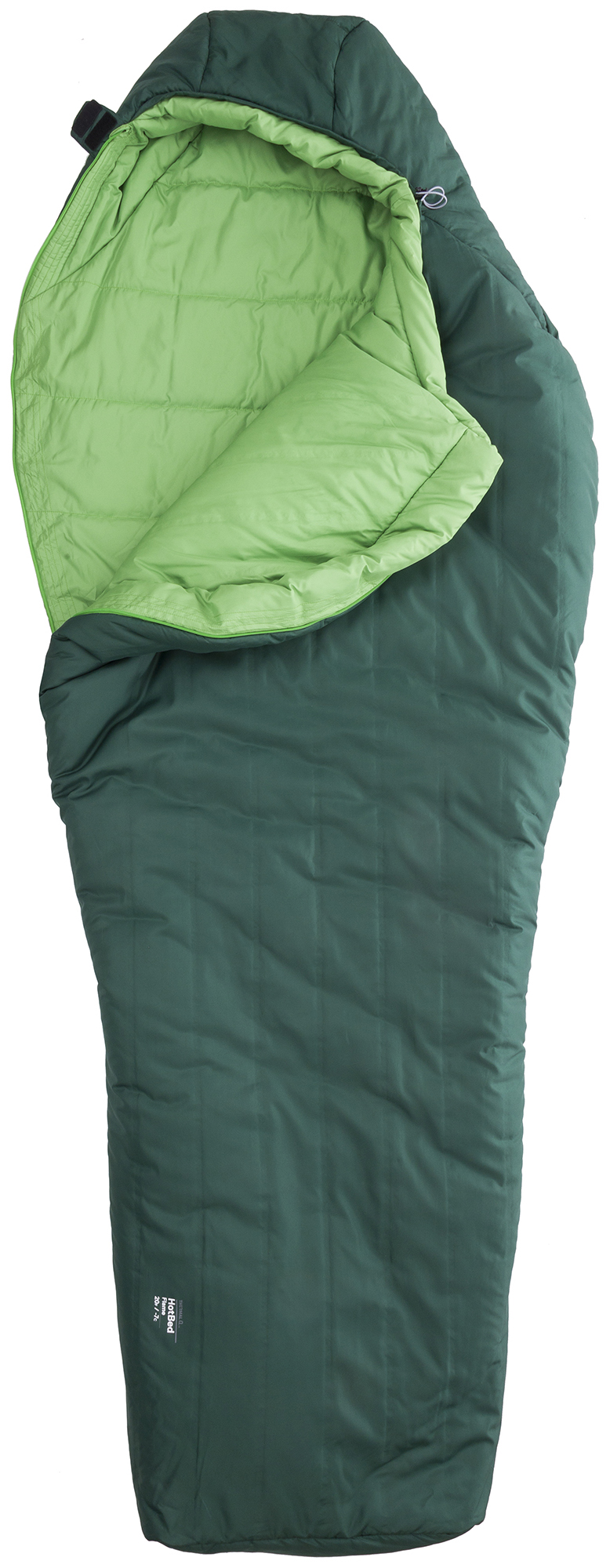 Mountain Hardwear Mountain Hardwear Hotbed Flame Sleeping Bag, размер 198