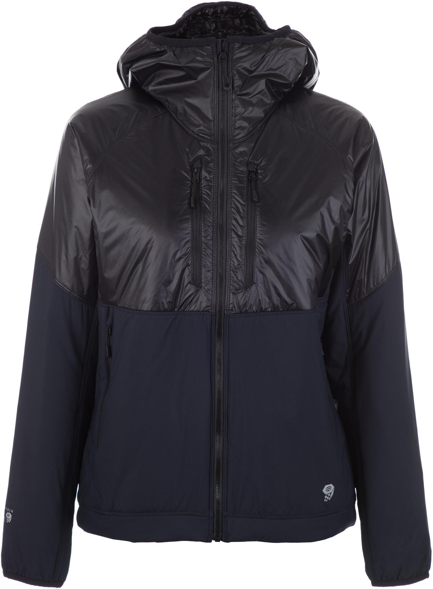 Mountain Hardwear Куртка утепленная женская Mountain Hardwear Kor Strata, размер 44 mountain hardwear куртка утепленная мужская mountain hardwear radian размер 56