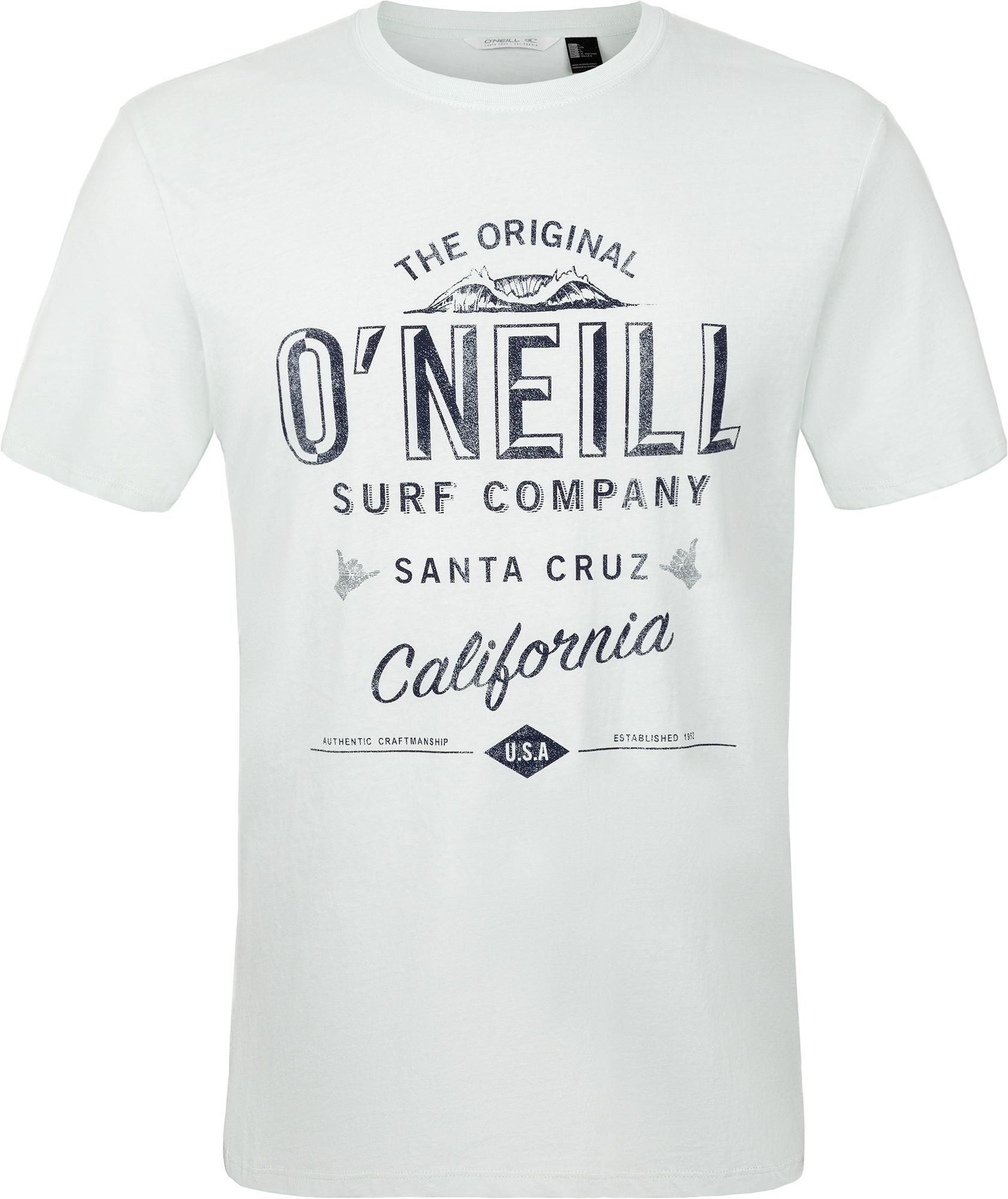 цена на O'Neill Футболка мужская O'Neill Surf Company, размер 46-48