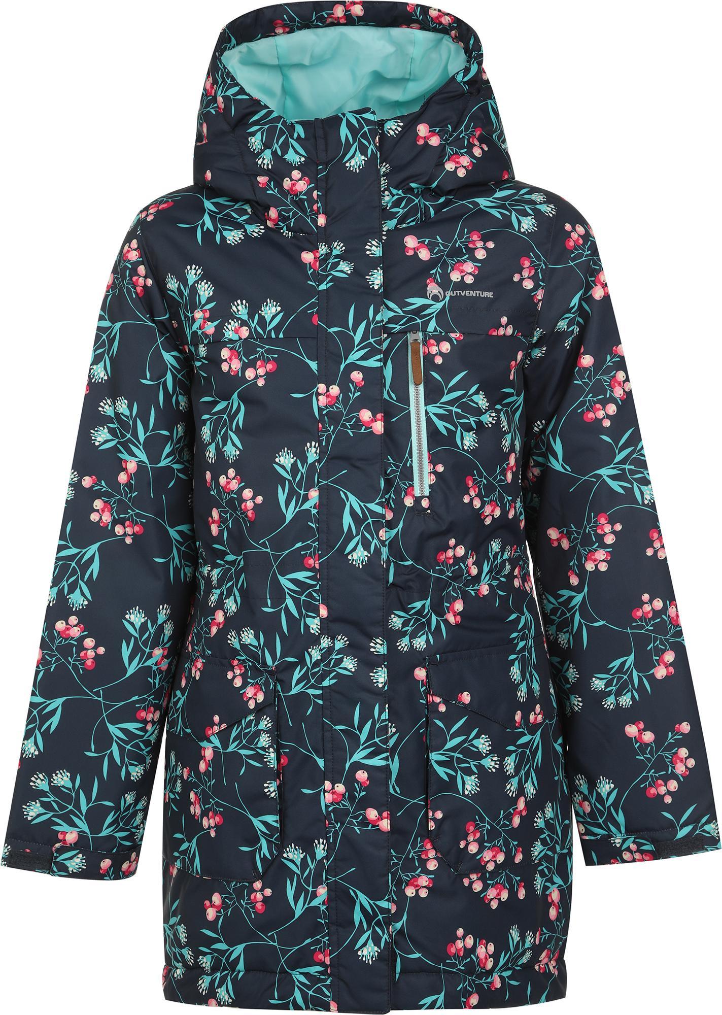 Фото - Outventure Куртка утепленная для девочек Outventure, размер 128 outventure куртка утепленная для девочек outventure размер 134