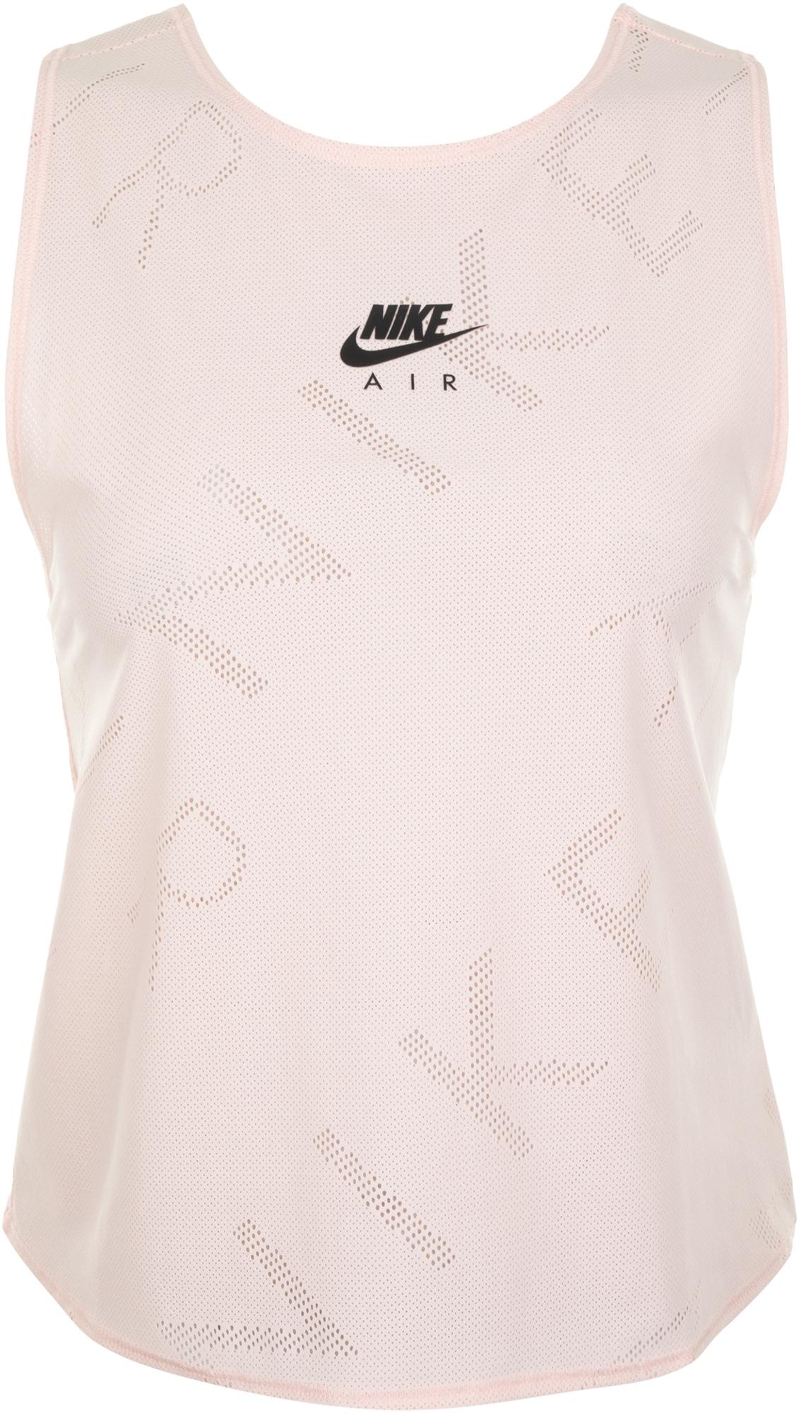 Nike Майка женская Nike Air, размер 46-48 nike майка женская nike размер 48 50