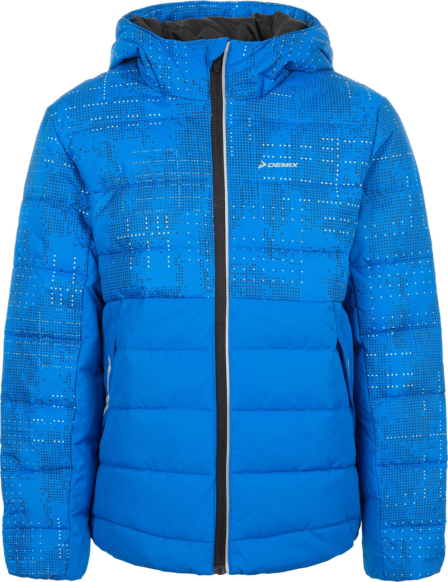Demix Куртка утепленная для мальчиков Demix, размер 170 куртка женская oodji ultra цвет бежевый 10304291 19781 3300n размер 34 170 40 170
