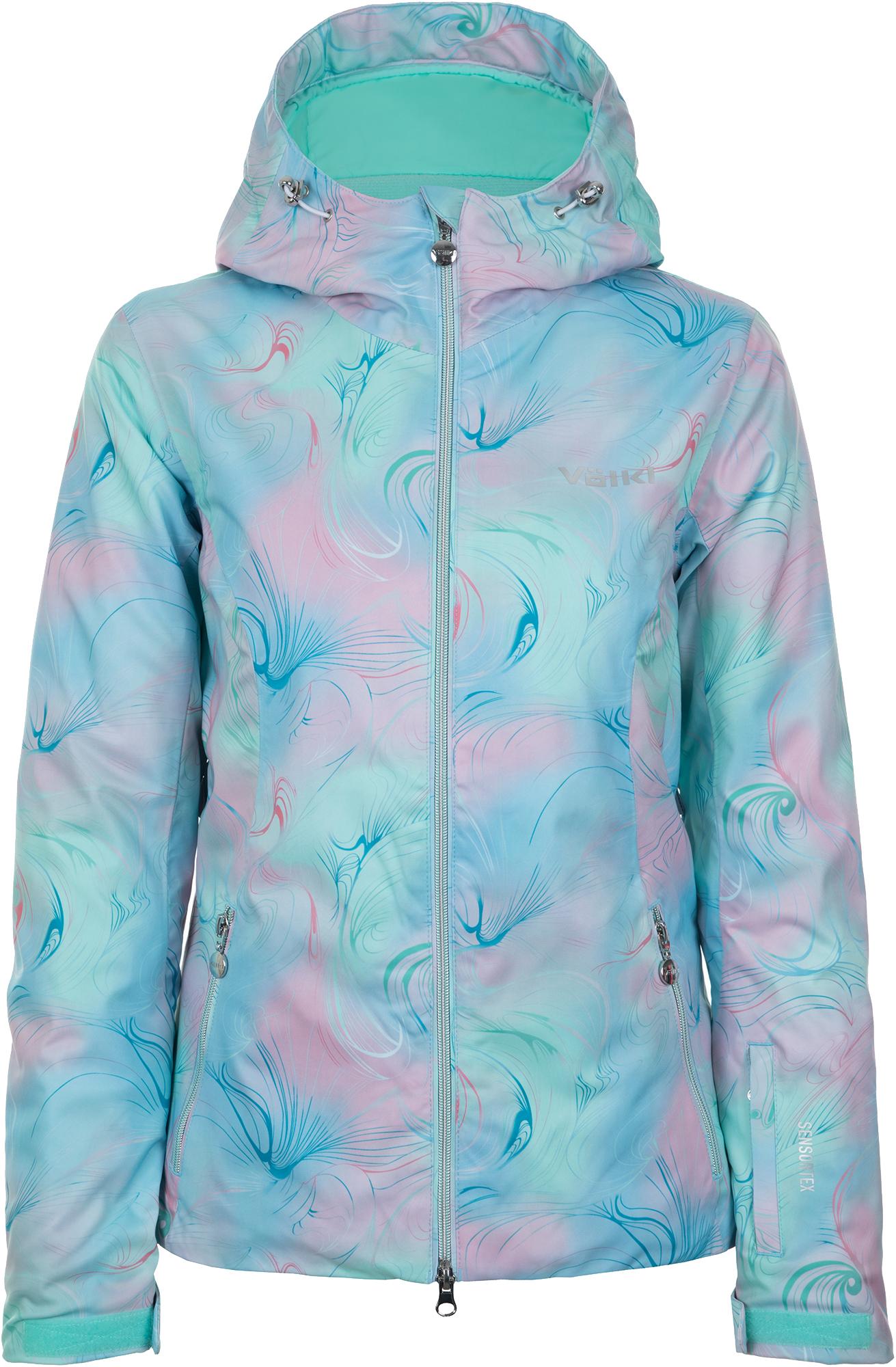 Volkl Куртка утепленная женская Volkl, размер 50