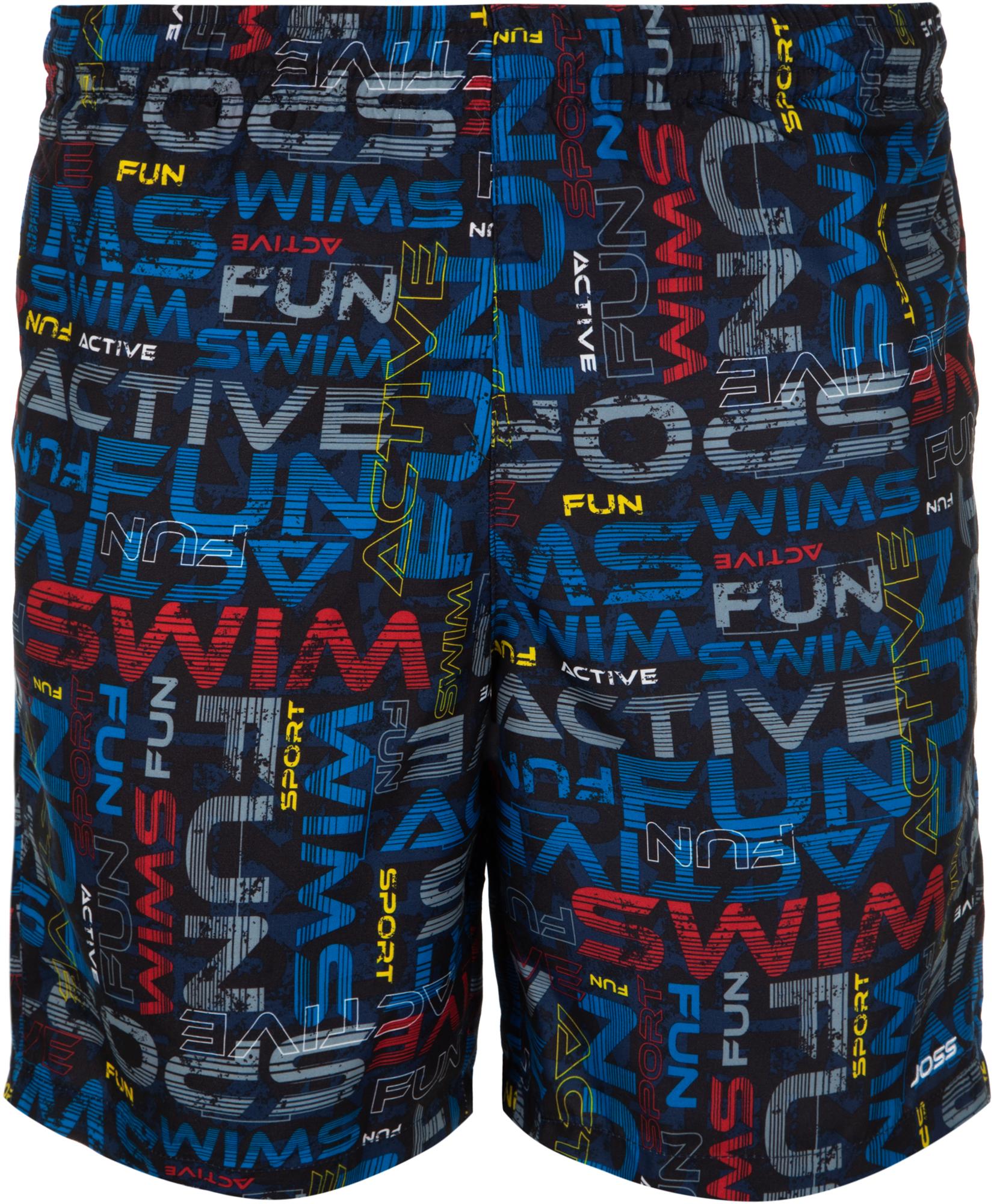 Joss Шорты плавательные мужские Joss, размер 58