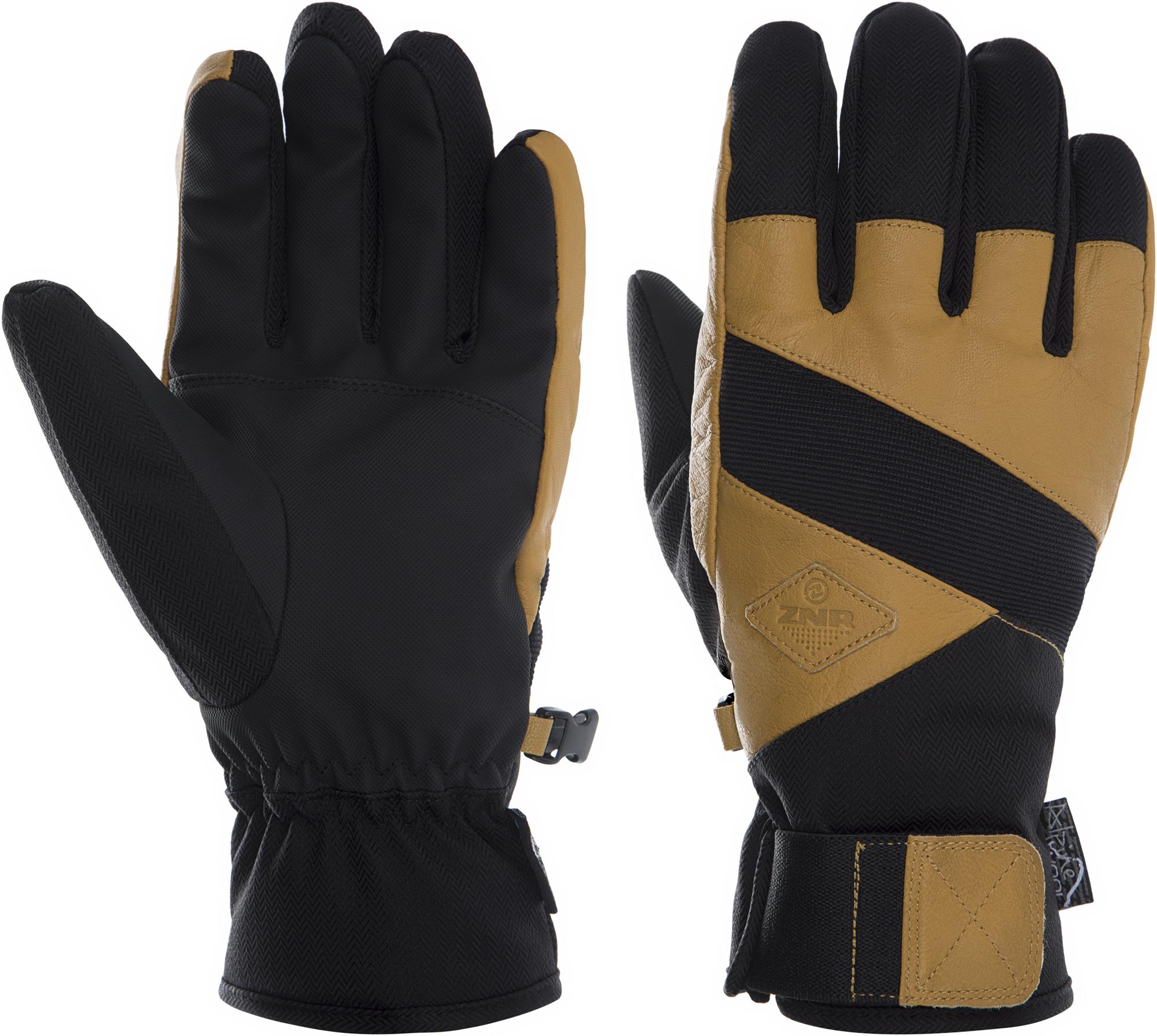 цены на Ziener Перчатки мужские Ziener, размер 10,5  в интернет-магазинах