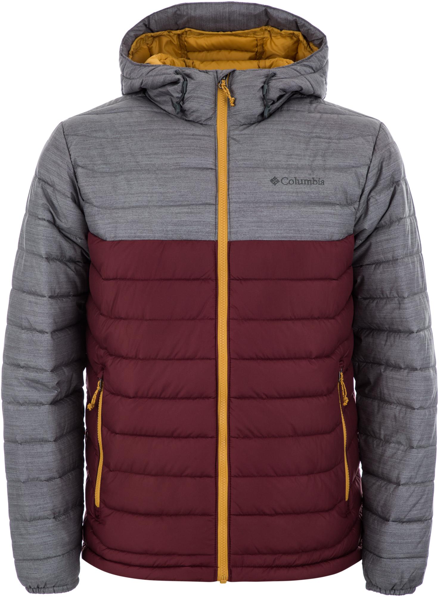 Columbia Куртка утепленная мужская Columbia Powder Lite, размер 56 цена и фото