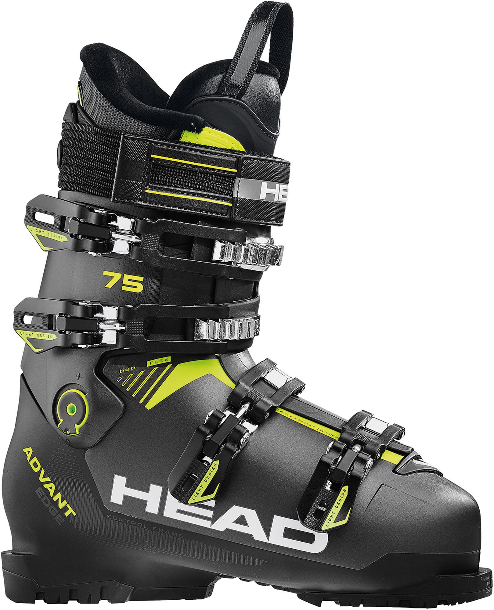 Head Ботинки горнолыжные Head Advant Edge 75, размер 45