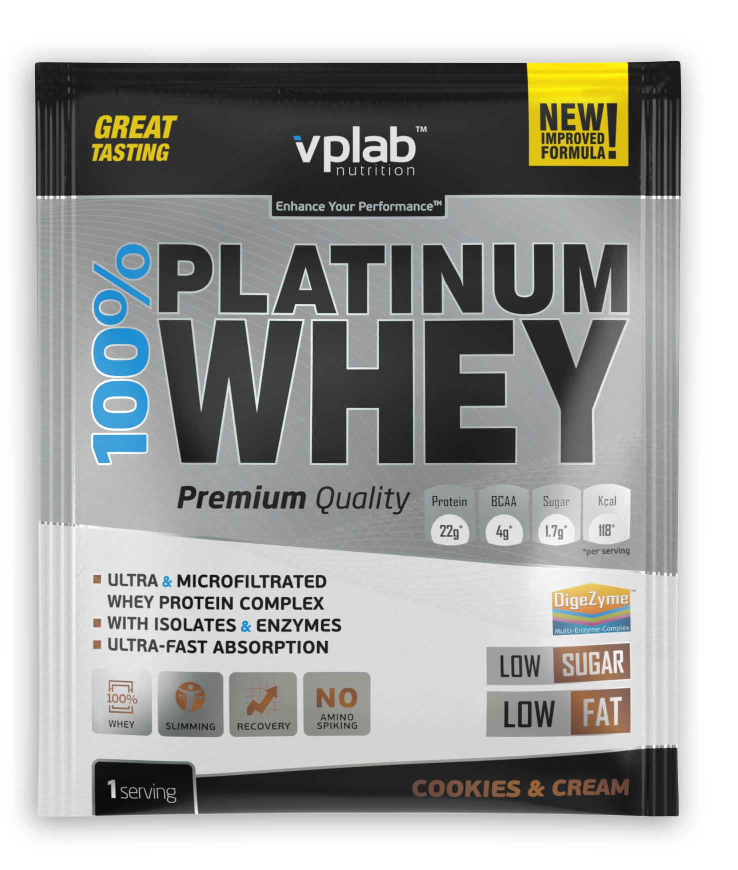 Vplab nutrition Протеин nutrition, печенье и крем