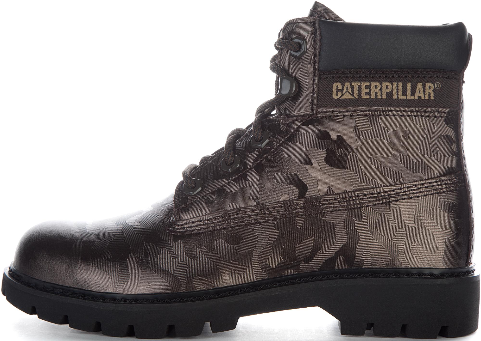 цена Caterpillar Ботинки женские Caterpillar Lyric, размер 40 онлайн в 2017 году