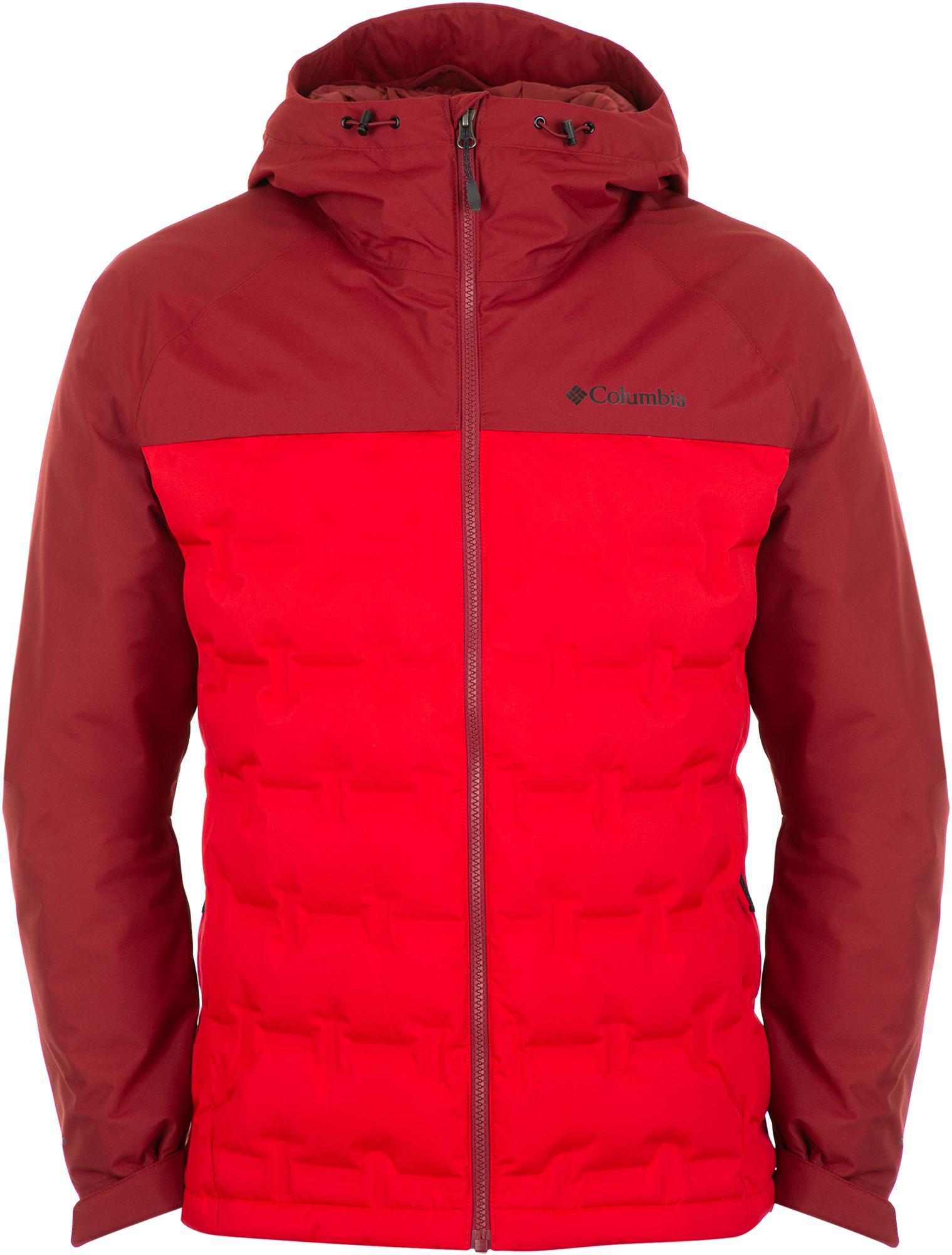 Columbia Куртка пуховая мужская Grand Trek, размер 46