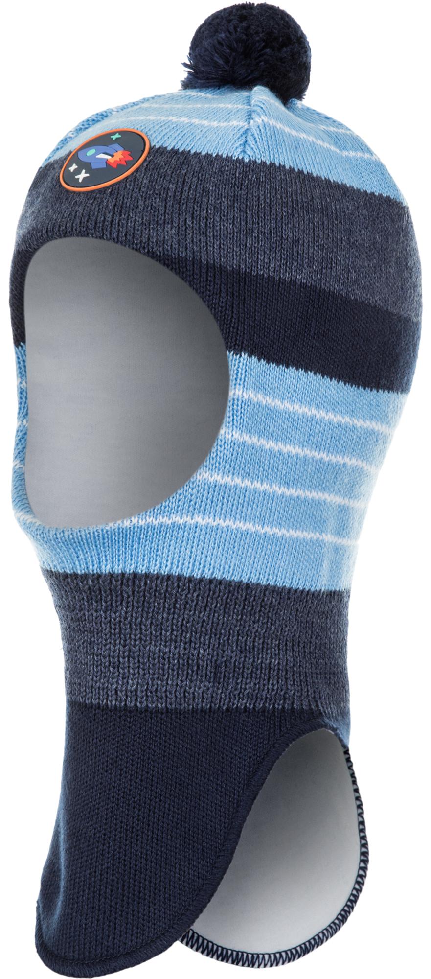Satila Шапка для мальчиков Satila Buckly, размер 53 skiki skiki шапка шлем зимняя синяя