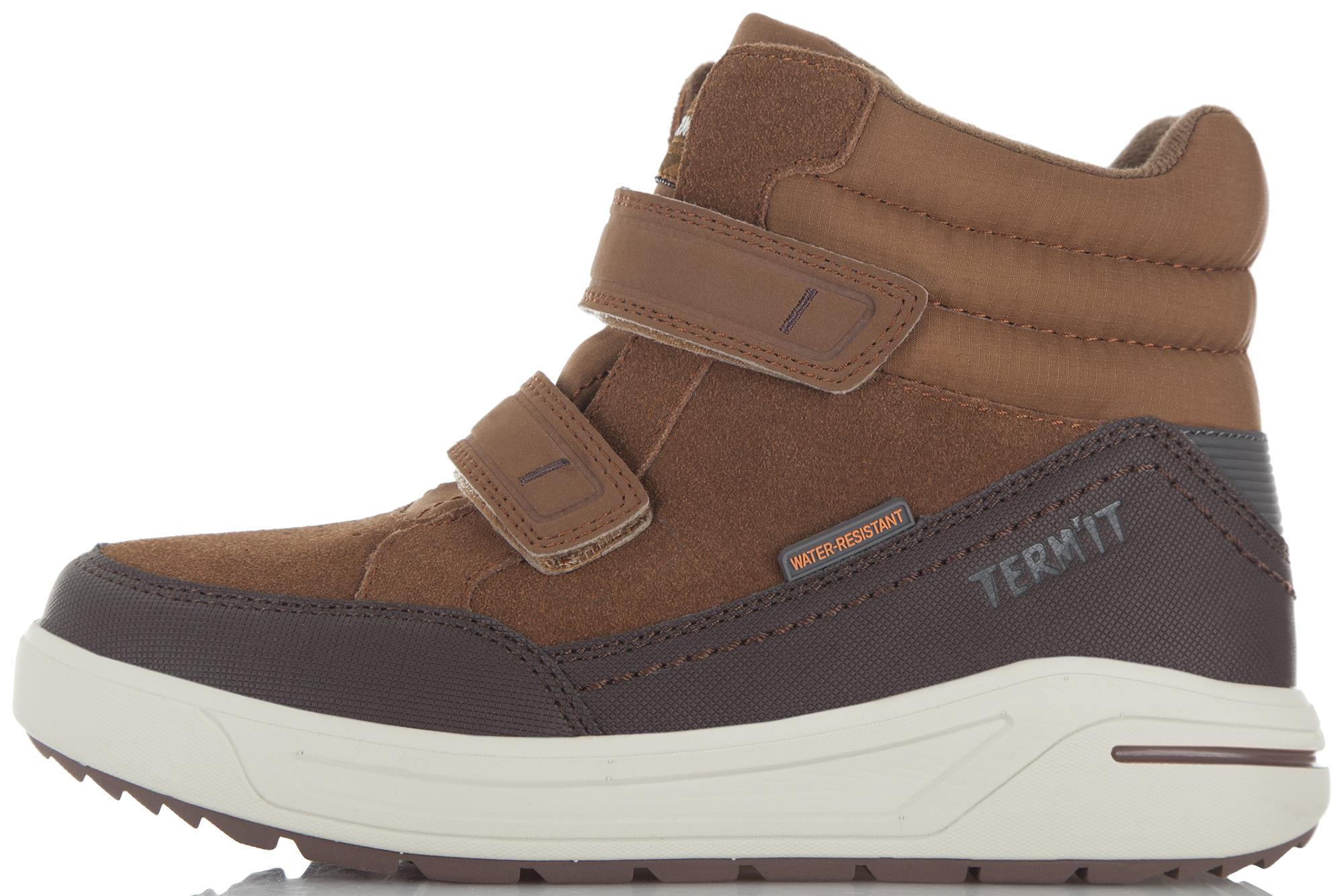 Termit Ботинки утепленные для мальчиков Termit Bomboot, размер 38 цена