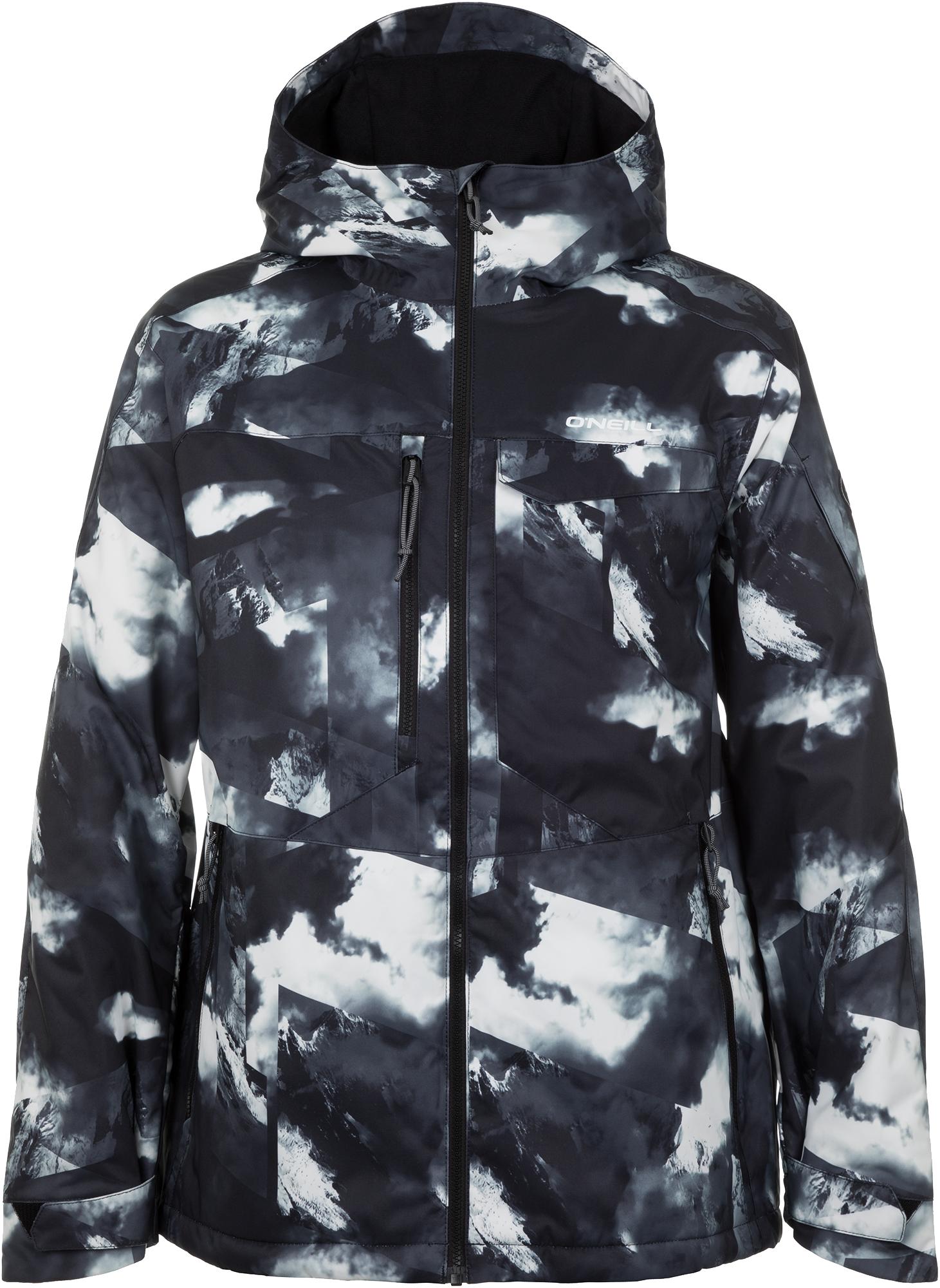 O'Neill Куртка утепленная мужская O'Neill Pm Akdov, размер 48-50