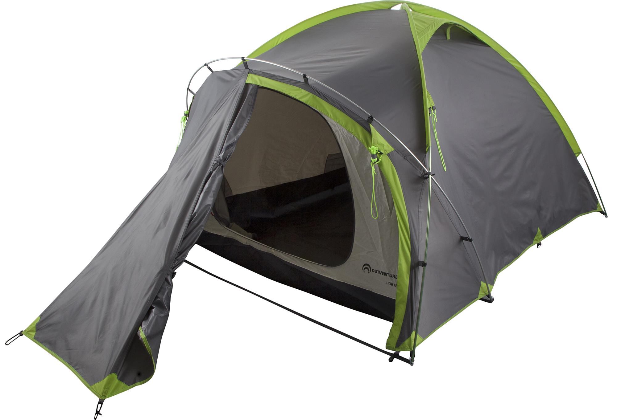 Outventure Horten 3 палатка быстросборная maverick wind трехместная зелёный с тиснением