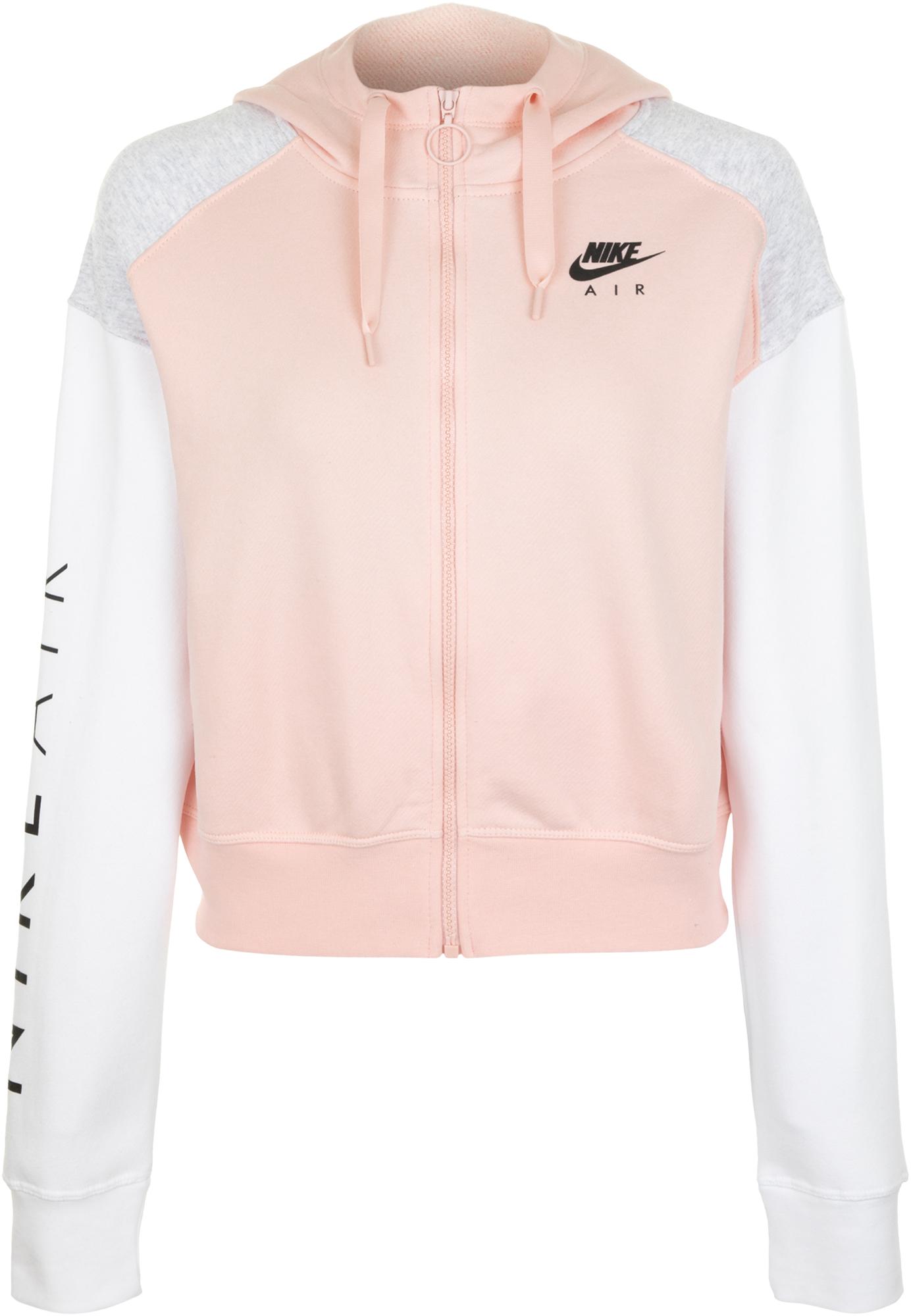 Nike Толстовка женская Nike Air, размер 48-50 nike майка женская nike air размер 46 48