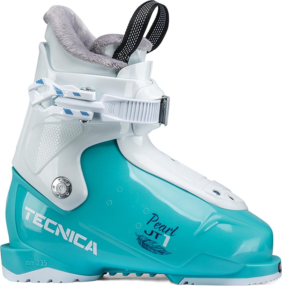 Tecnica Ботинки горнолыжные для девочек JT 1 Pearl, размер 19,5 см