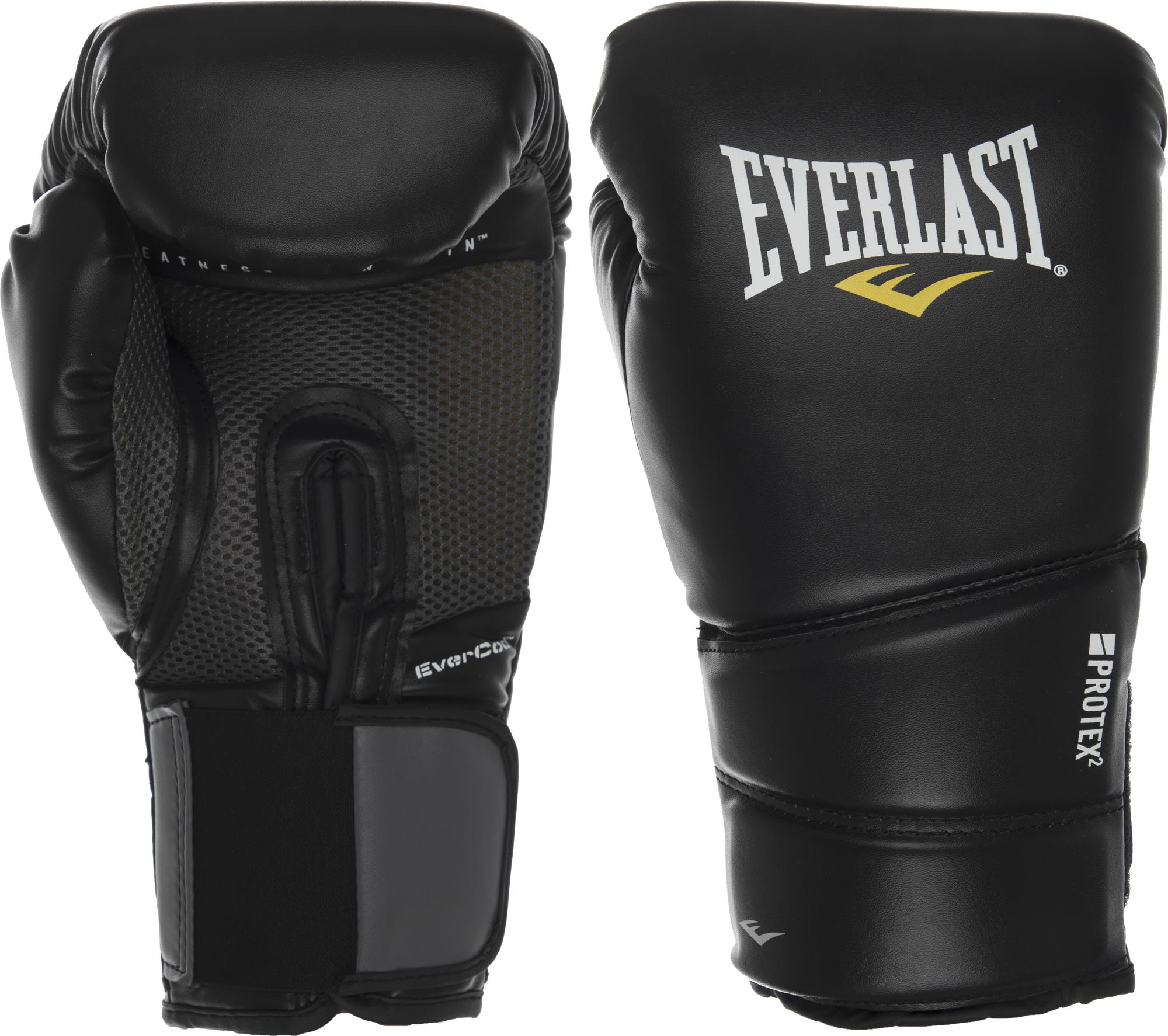 Everlast Перчатки боксерские Everlast, размер 16 oz боксерские перчатки venum challenger 2 0 черный красный вес 16 унций