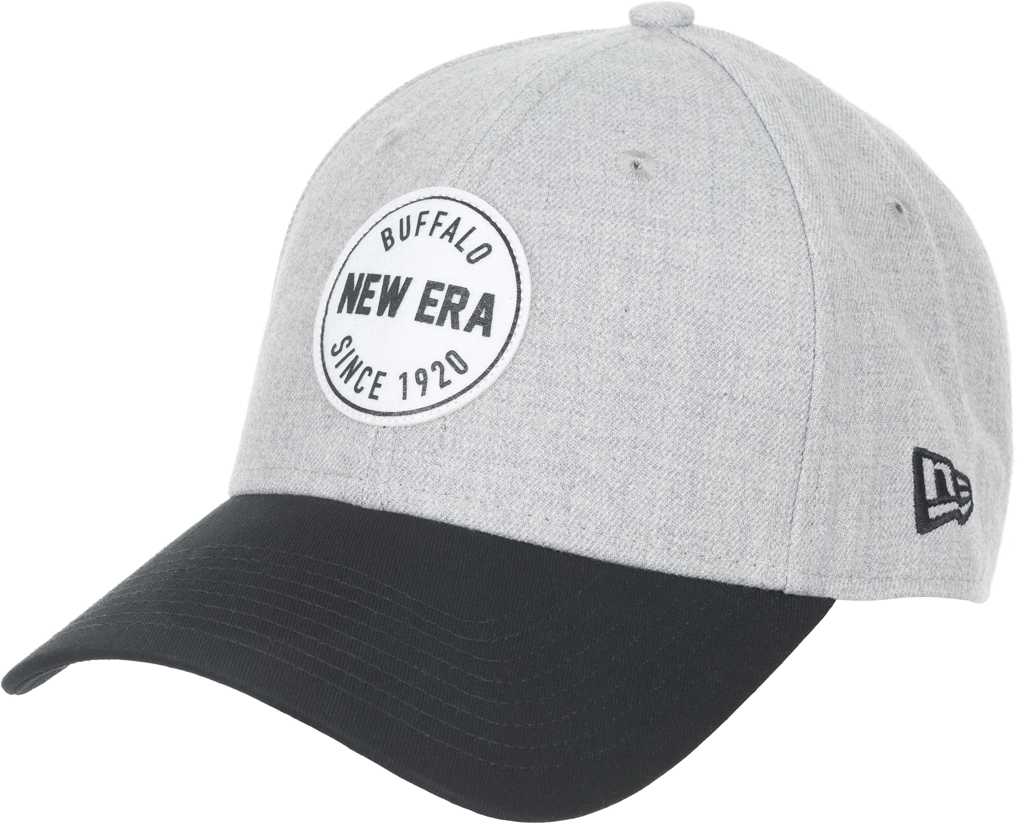 New Era Бейсболка New Era 219 Heather Crown Patch 9Forty new