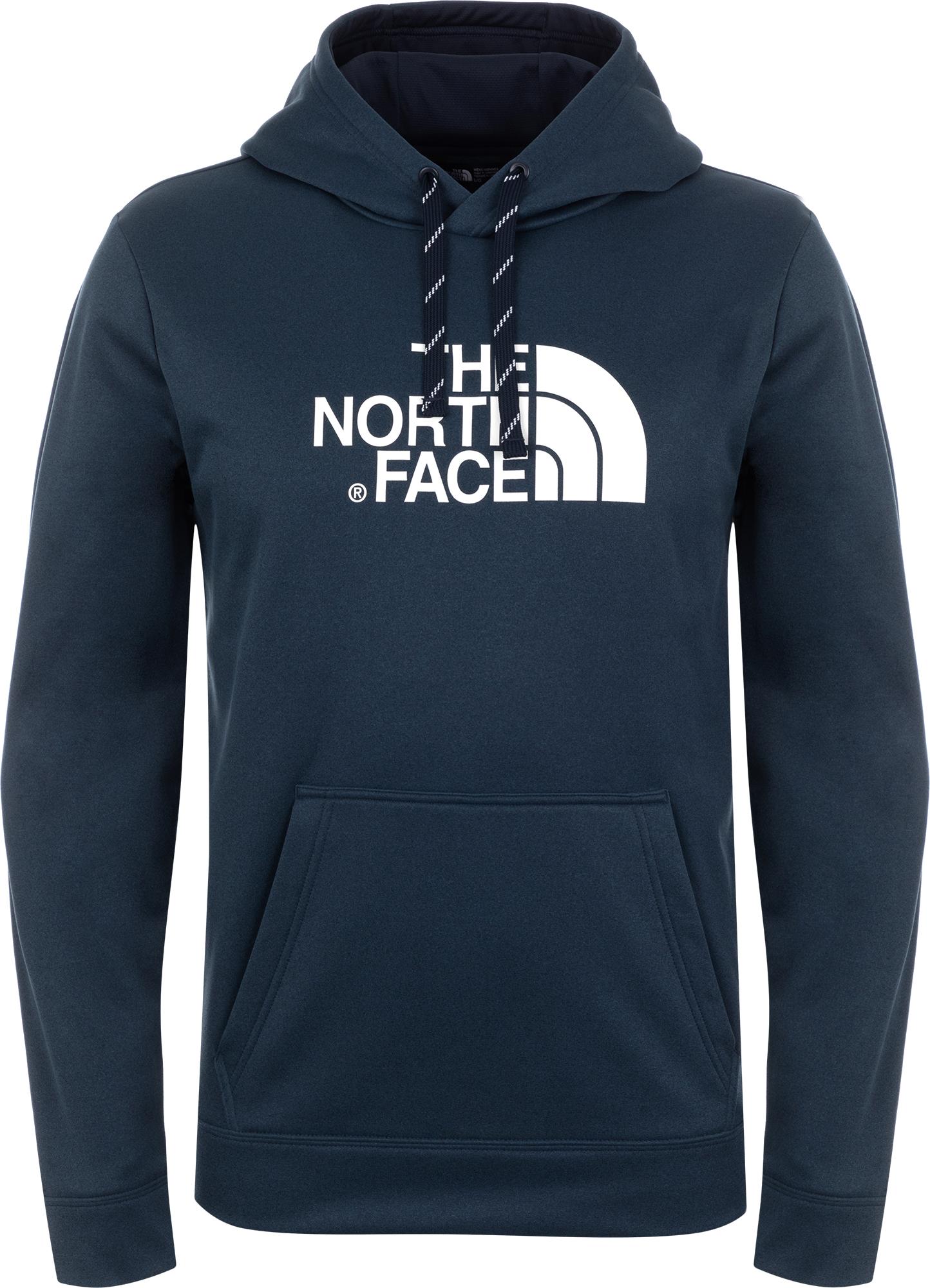 The North Face Джемпер мужской The North Face Surgent, размер 52 цена и фото