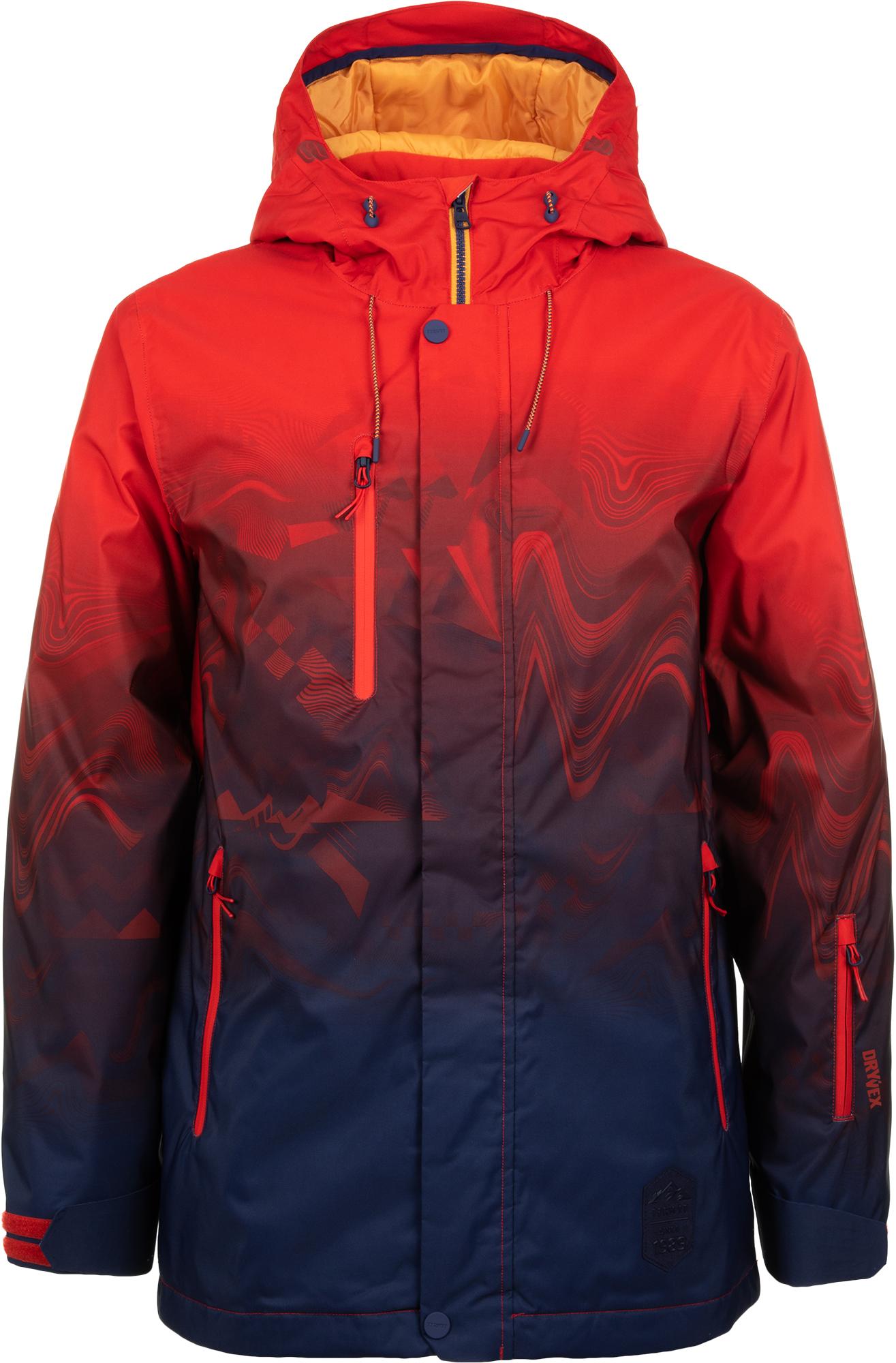 Termit Куртка утепленная мужская Termit, размер 52 prada утепленная куртка на молнии