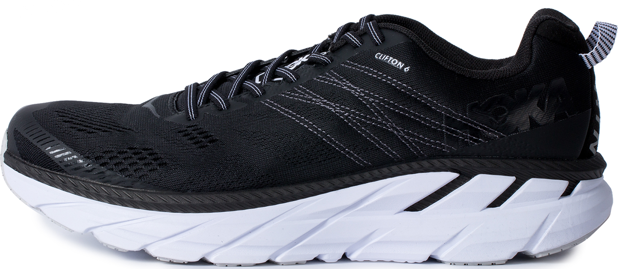 HOKA ONE ONE Кроссовки мужские HOKA ONE ONE Clifton 6, размер 41 hoka one one women s w conquest running shoe