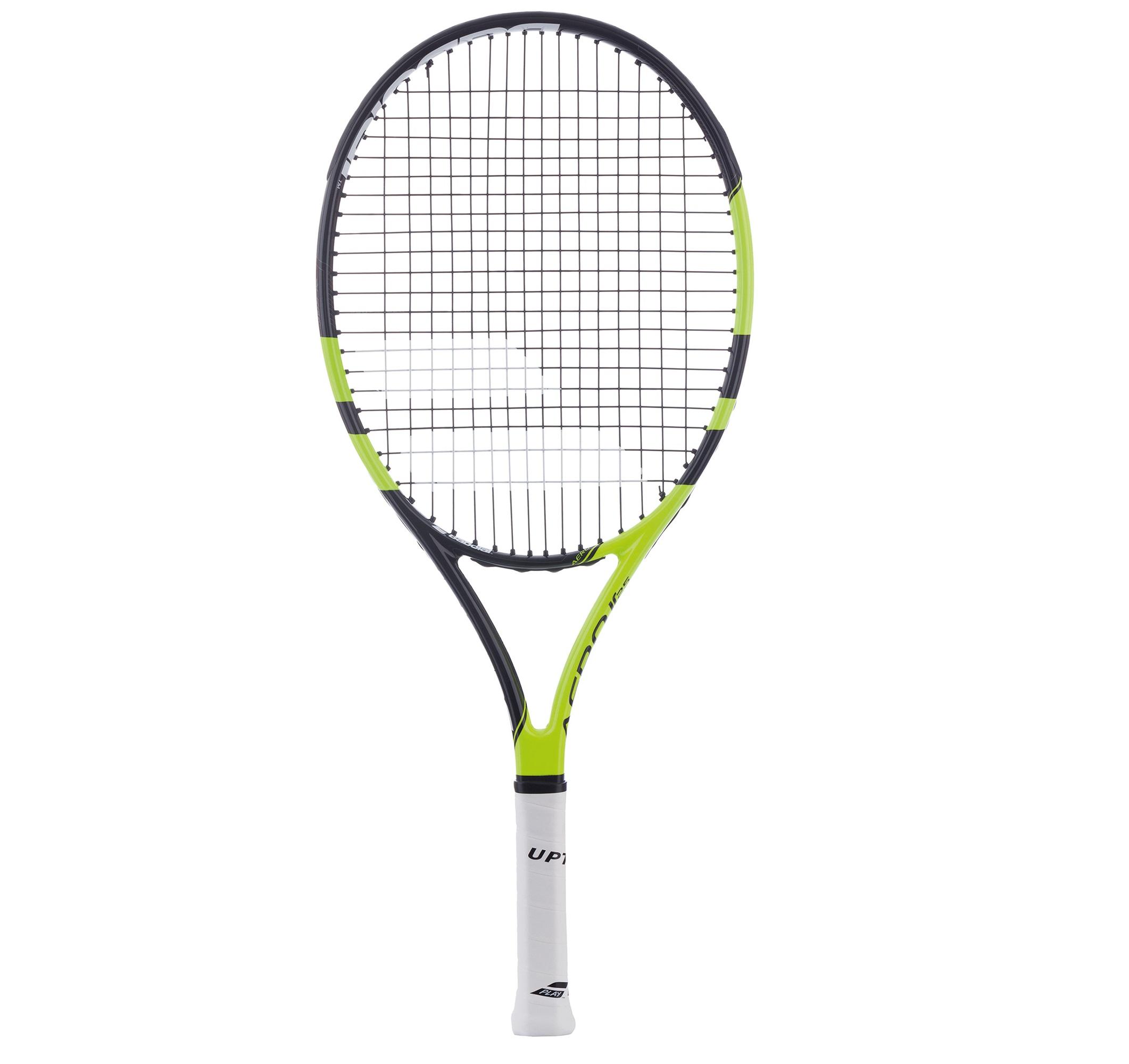 Babolat Ракетка для большого тенниса детская Babolat Aero Junior 25, размер Без размера 2018 3 части горячего сбывания большого размера женское нижнее белье яркое украшение диаманта большого размера стринги хлопка женс