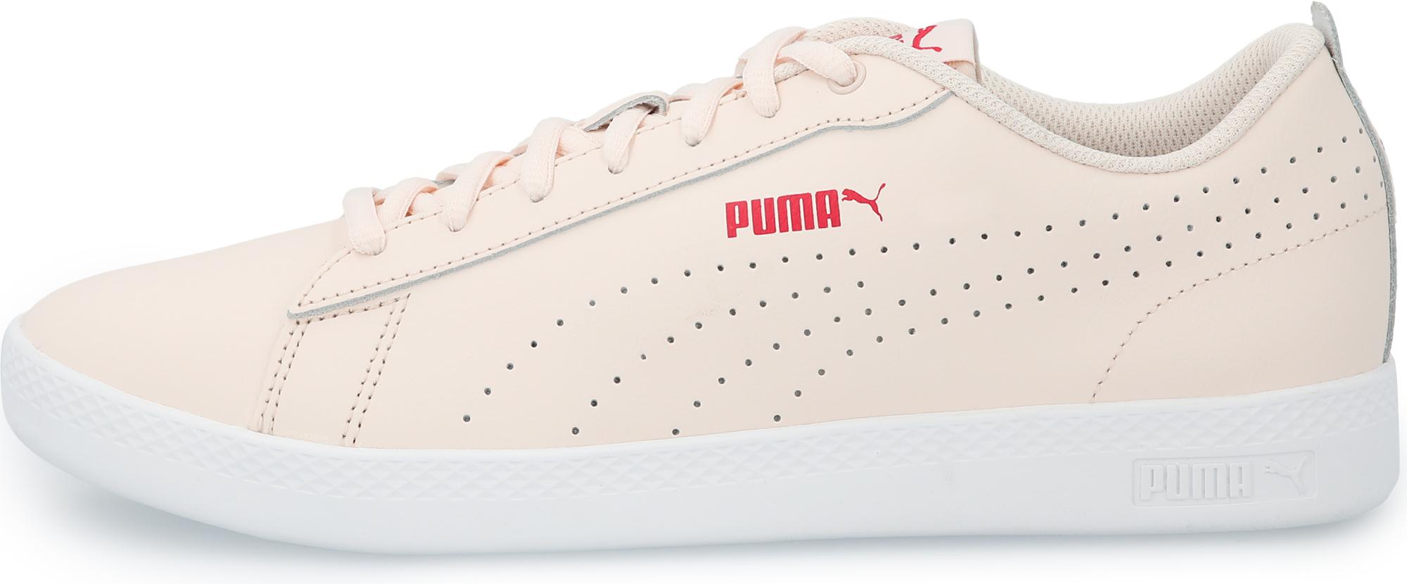 Puma Кеды женские Puma Smash V2 L Perf, размер 37 кеды puma puma pu053auutp40