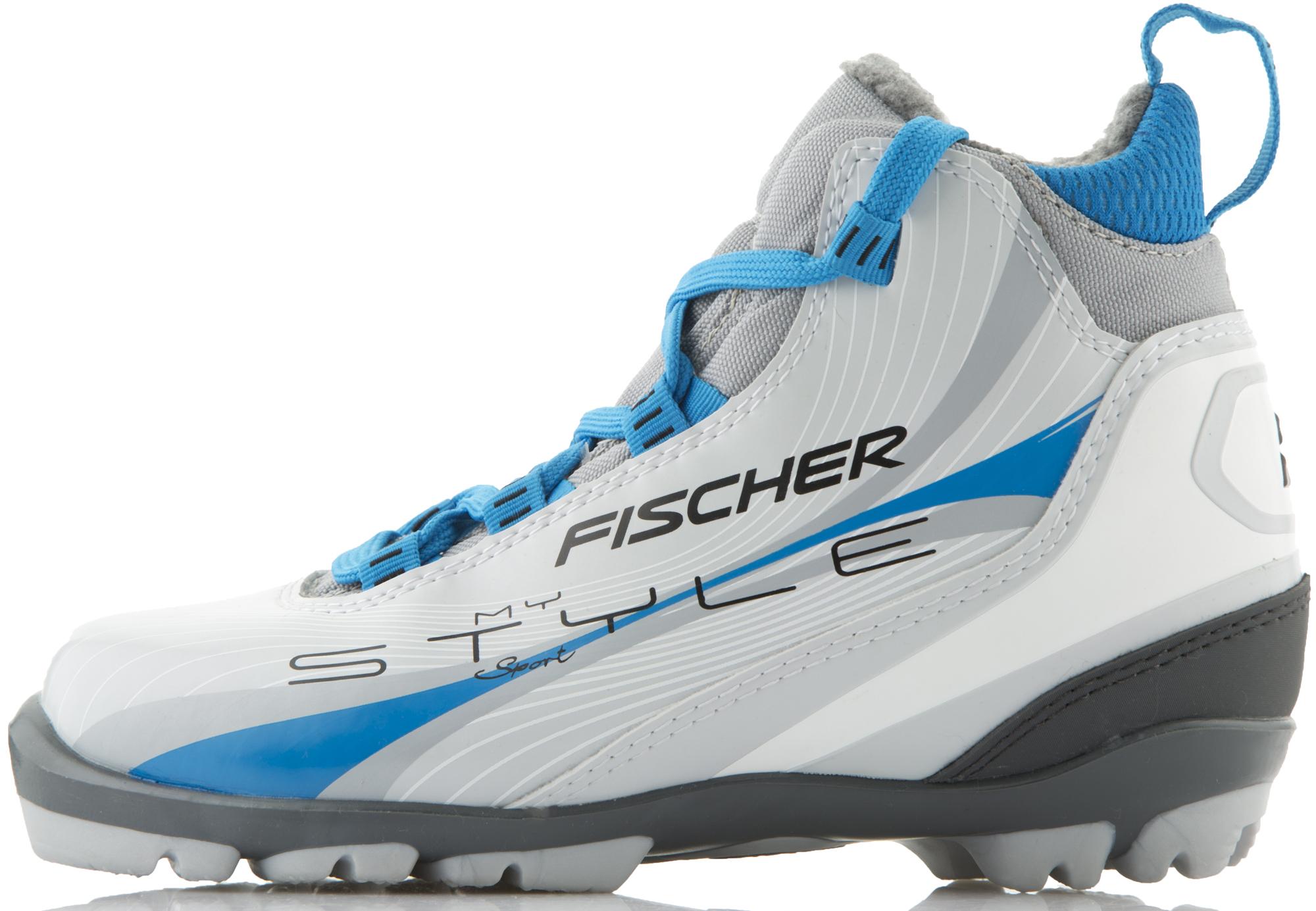 Fischer Ботинки для беговых лыж женские Fischer XC Sport My Style, размер 34 цены онлайн