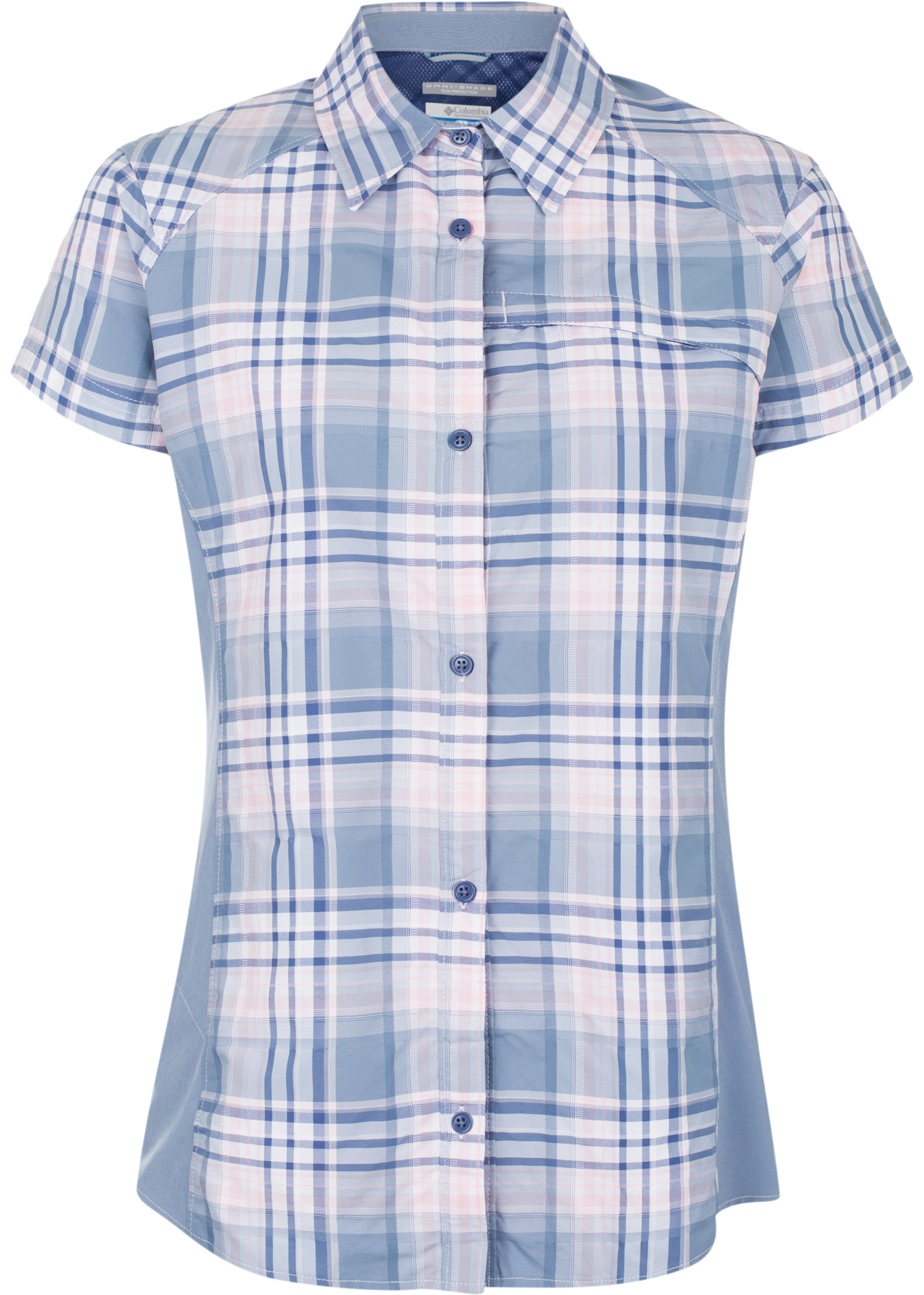 Columbia Рубашка женская Columbia Silver Ridge Plaid II