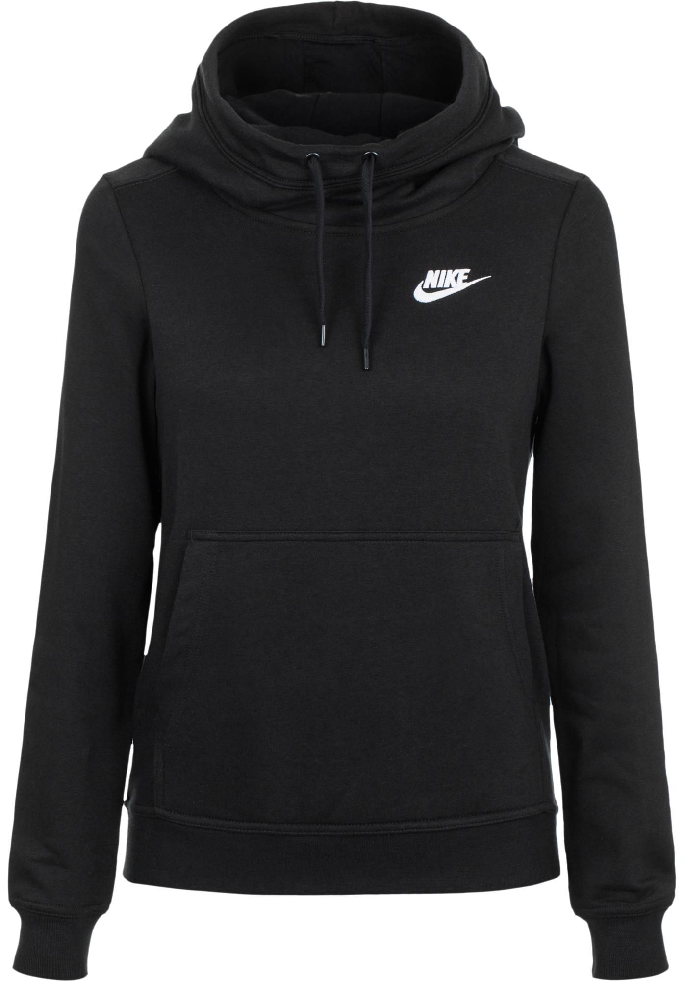 Nike Джемпер женский Nike Sportswear Funnel-Neck женский образ русская живопись