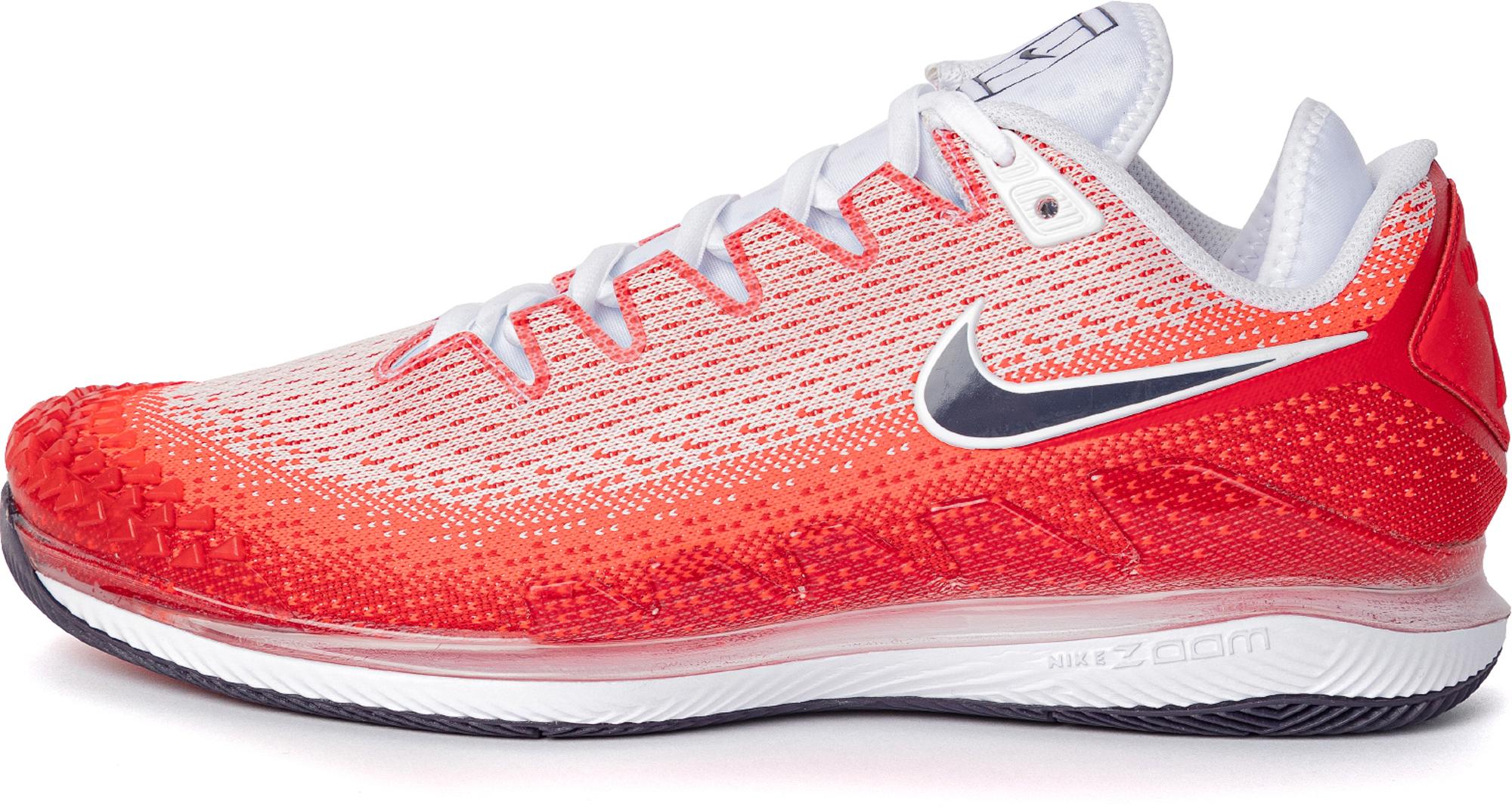 Nike Кроссовки мужские Nike Nike Air Zoom Vapor X Knit, размер 43.5 nike сумка nike vapor jet drum