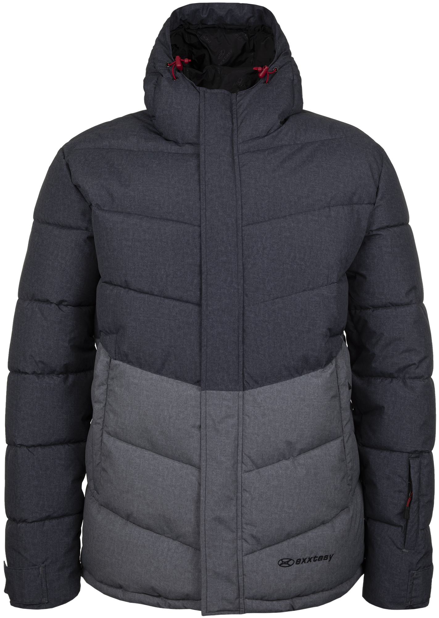 Exxtasy Куртка утепленная мужская Exxtasy Verres, размер 52-54